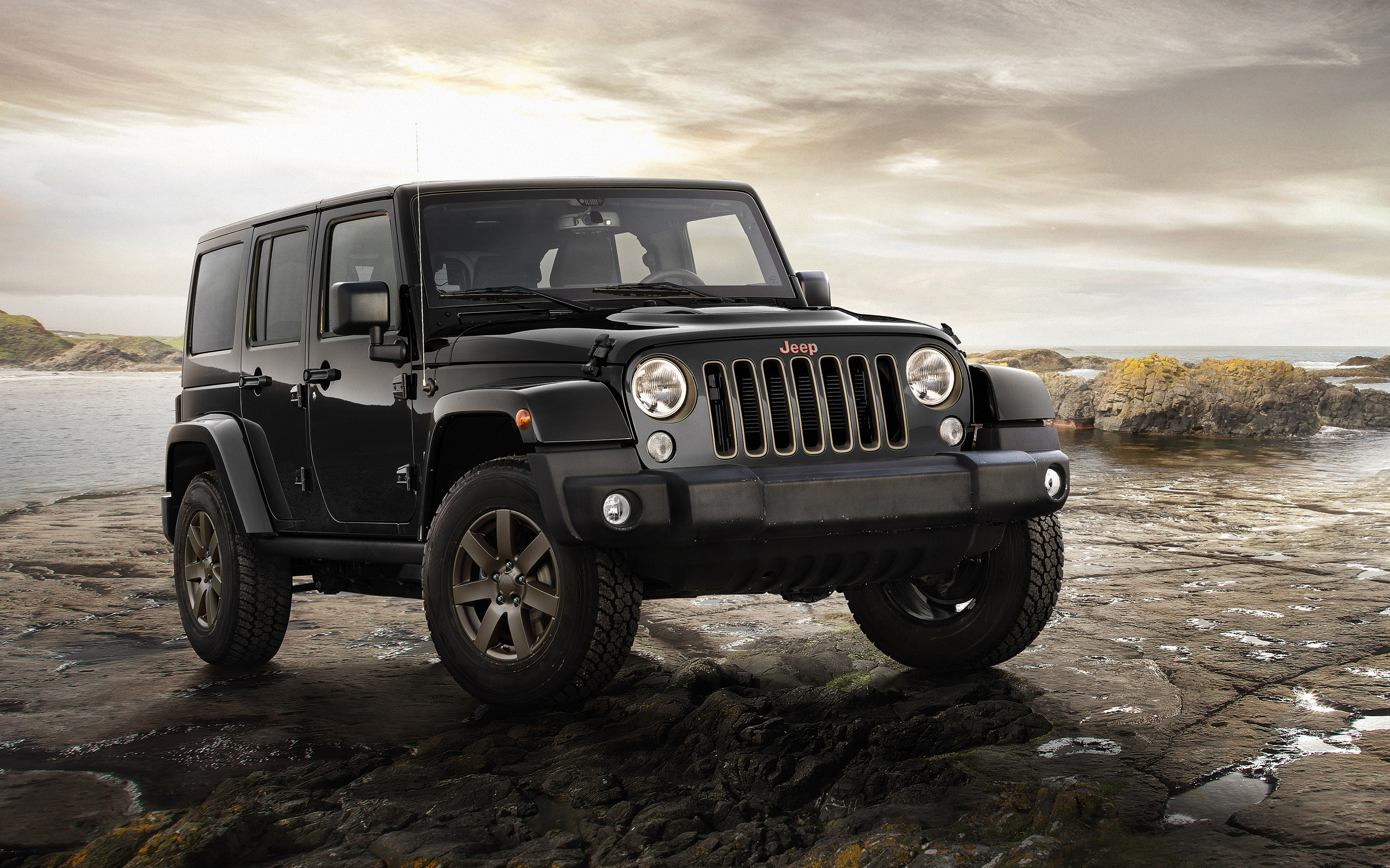 Exceptional 2016 Jeep Wrangler 75th Anniversary