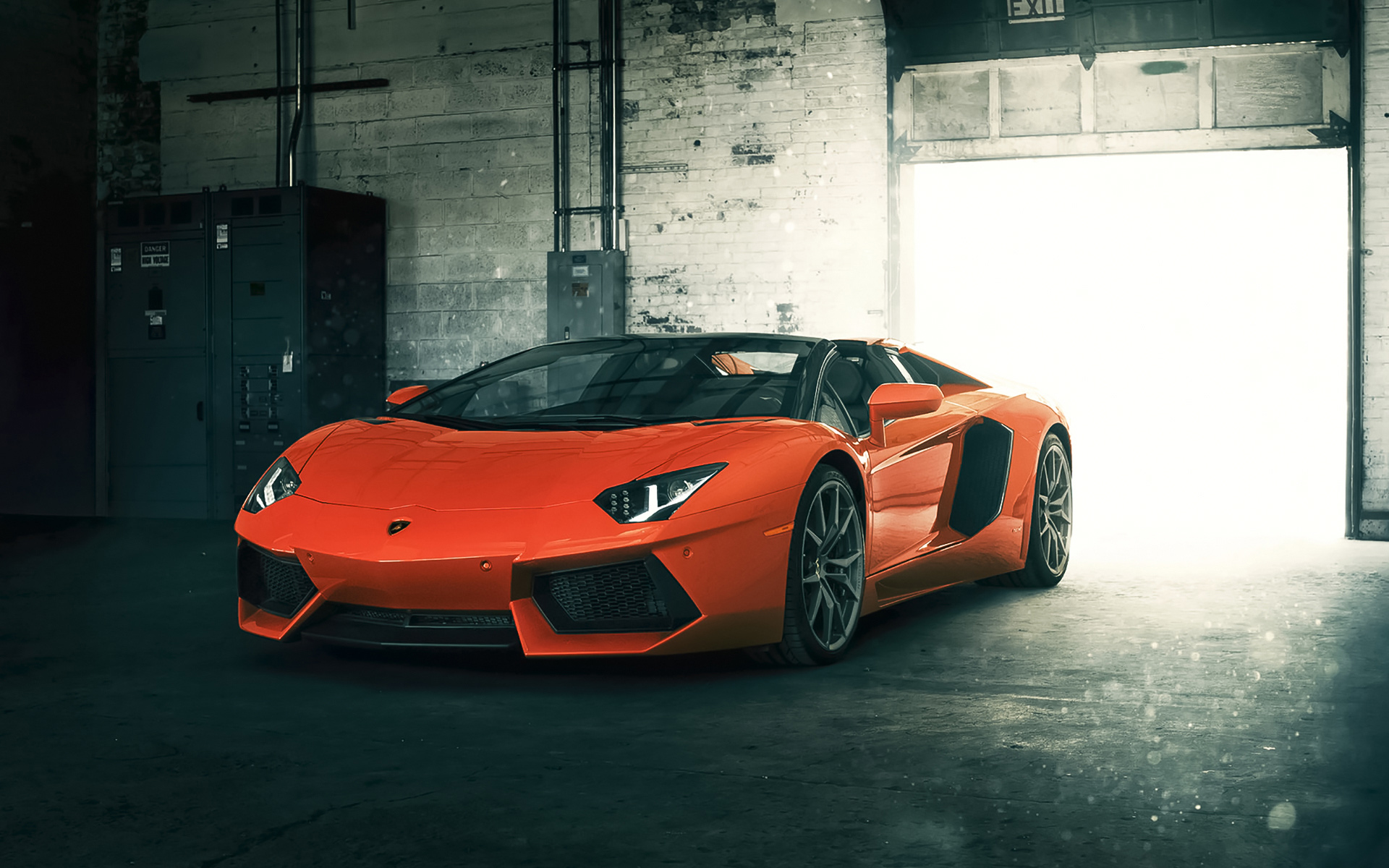 2016 Lamborghini Aventador Lp 700 4 Roadster Wallpaper Hd Car