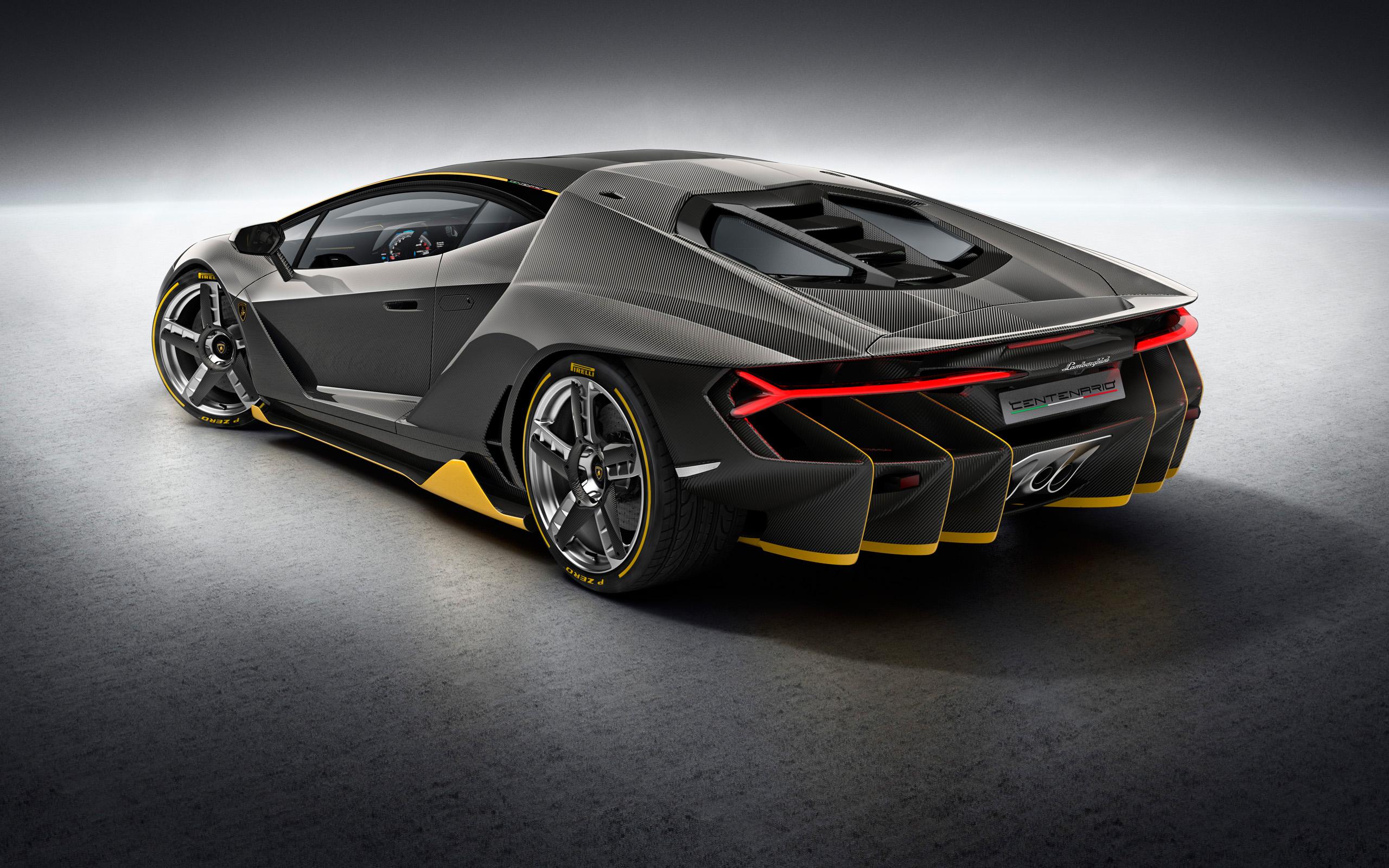 2016 Lamborghini Centenario LP...
