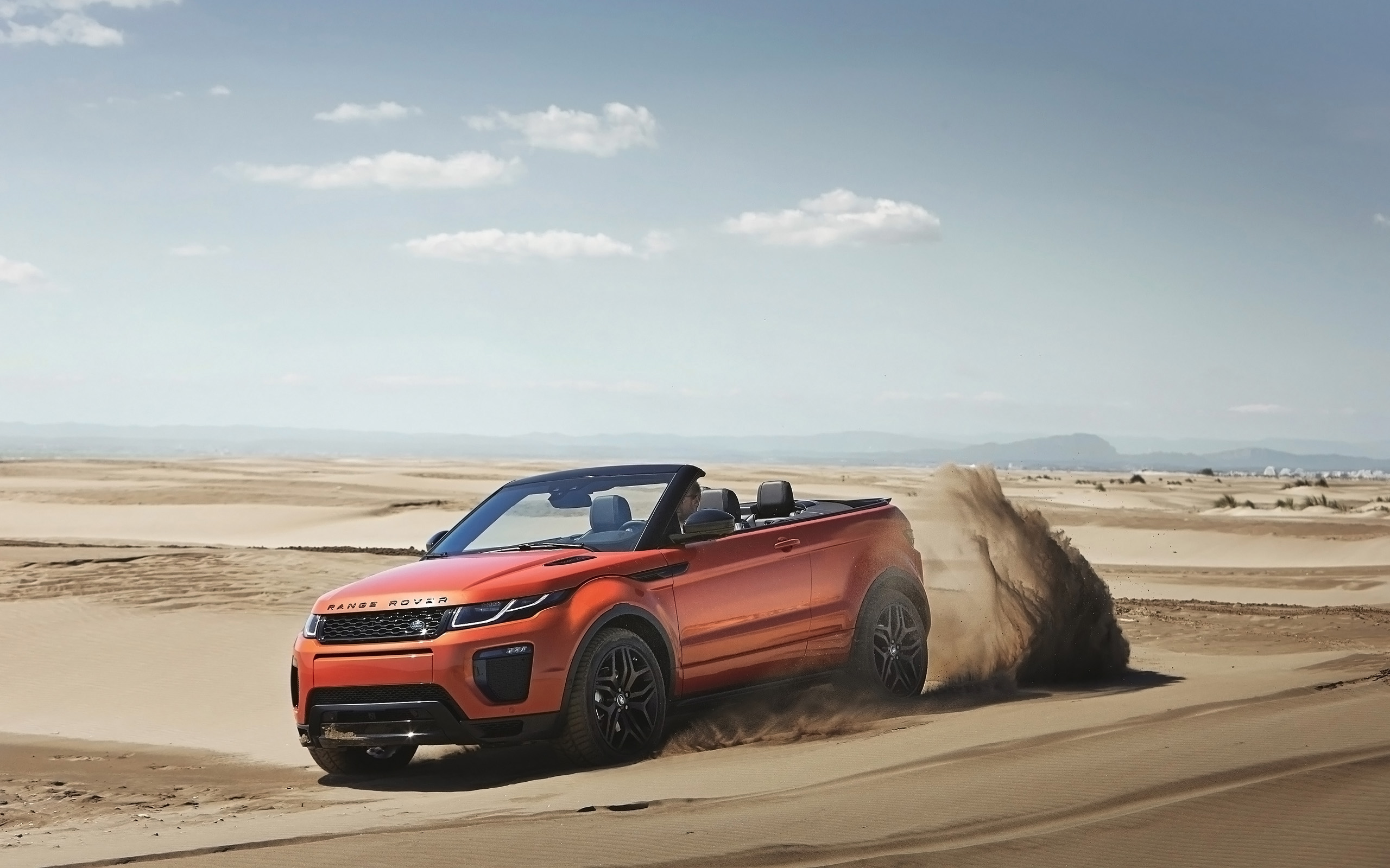 Pics Photos - Land Rover Range Rover Evoque Convertible Concept ...