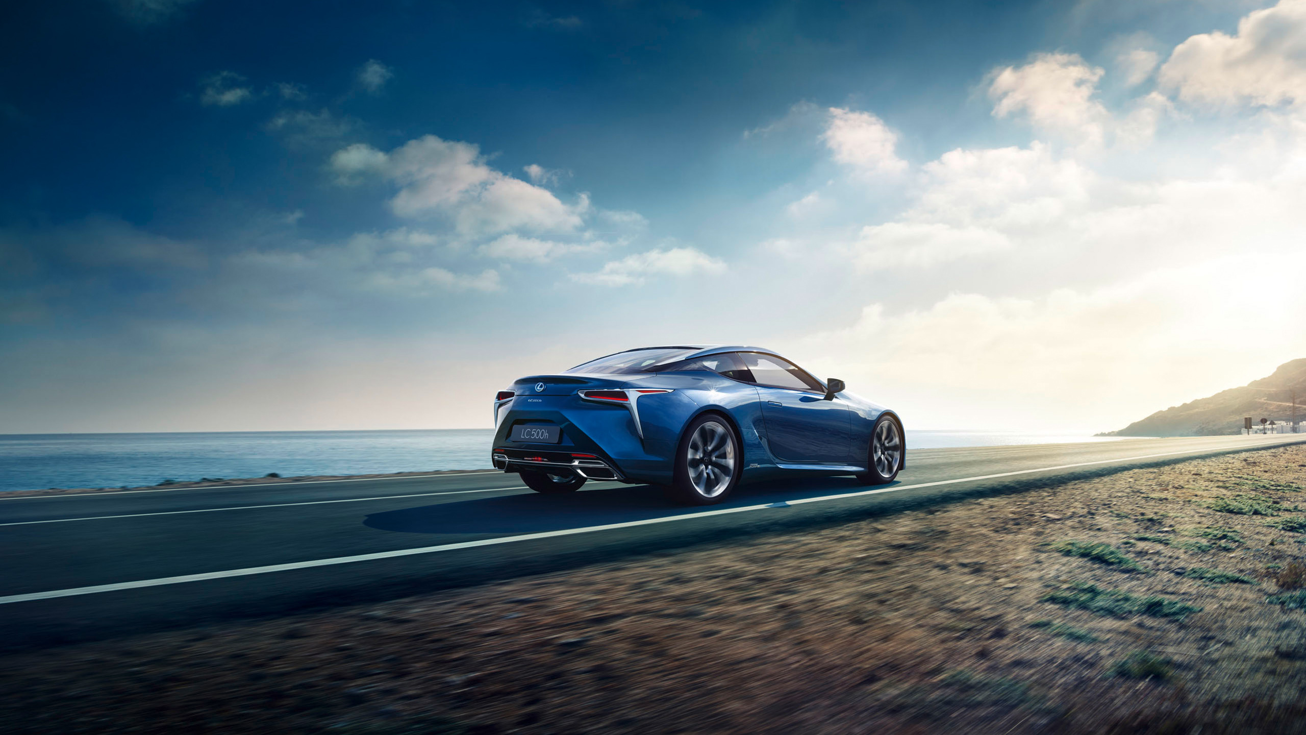 2016 lexus lc 500h luxury coupe 3 HD