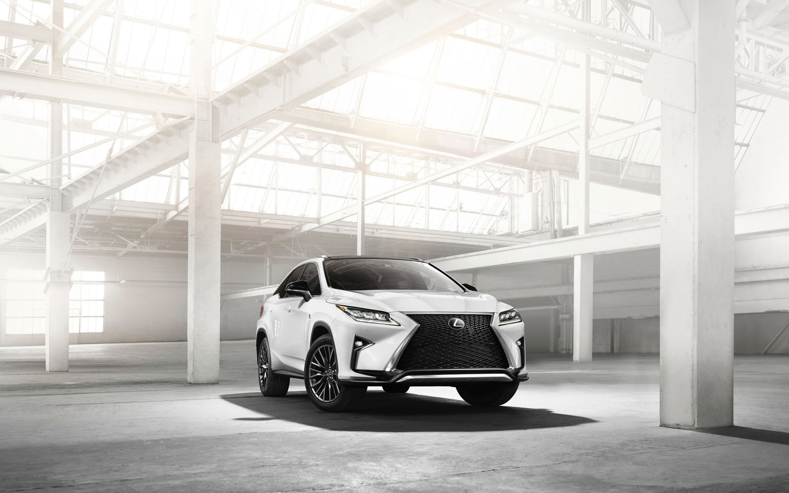 lexus reviews car review new quarter luxurious comfort styling rx front bestride edgy