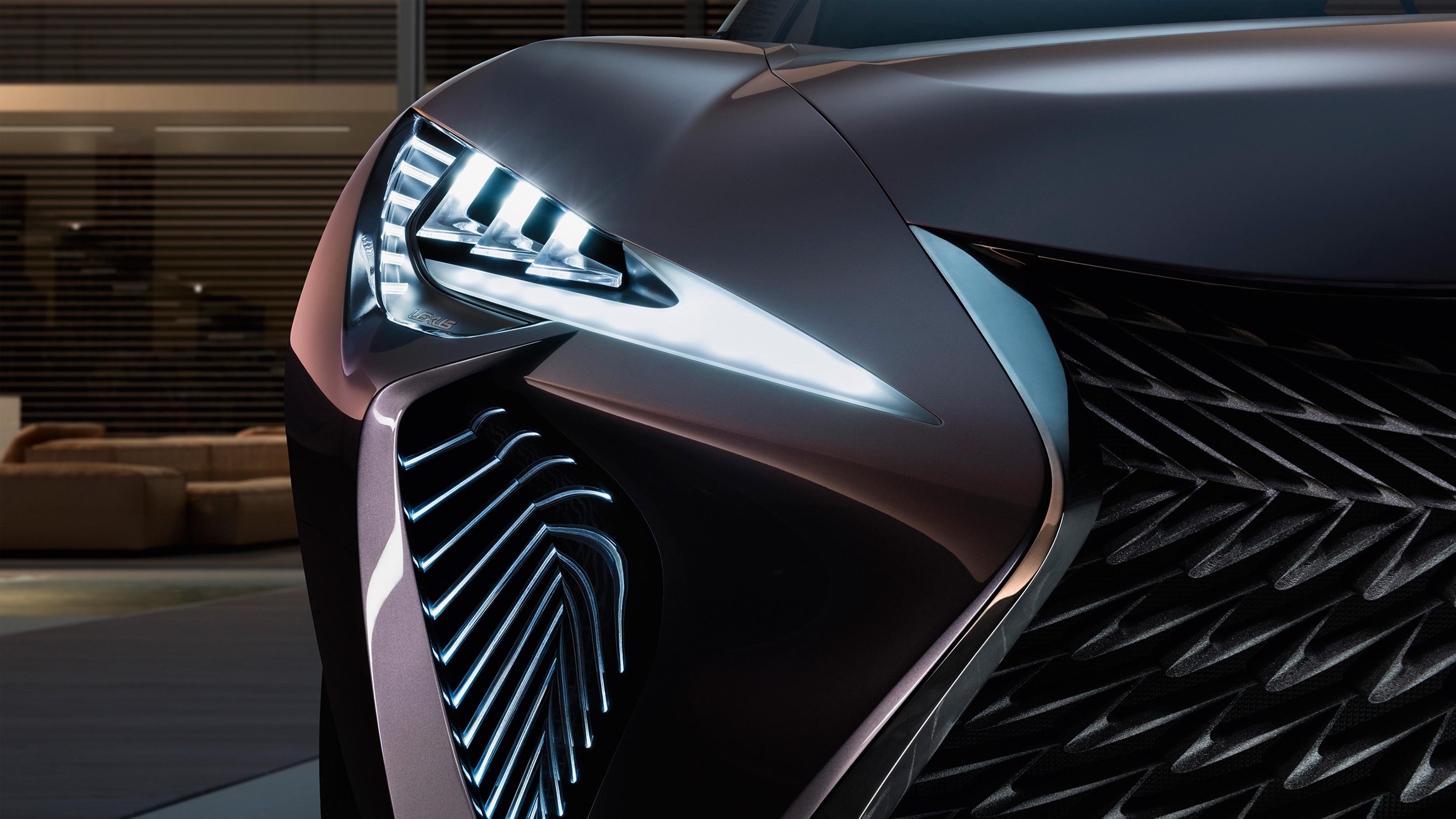 2016 Lexus UX Concept 3 Wallpaper   HD Car Wallpapers   ID #7042