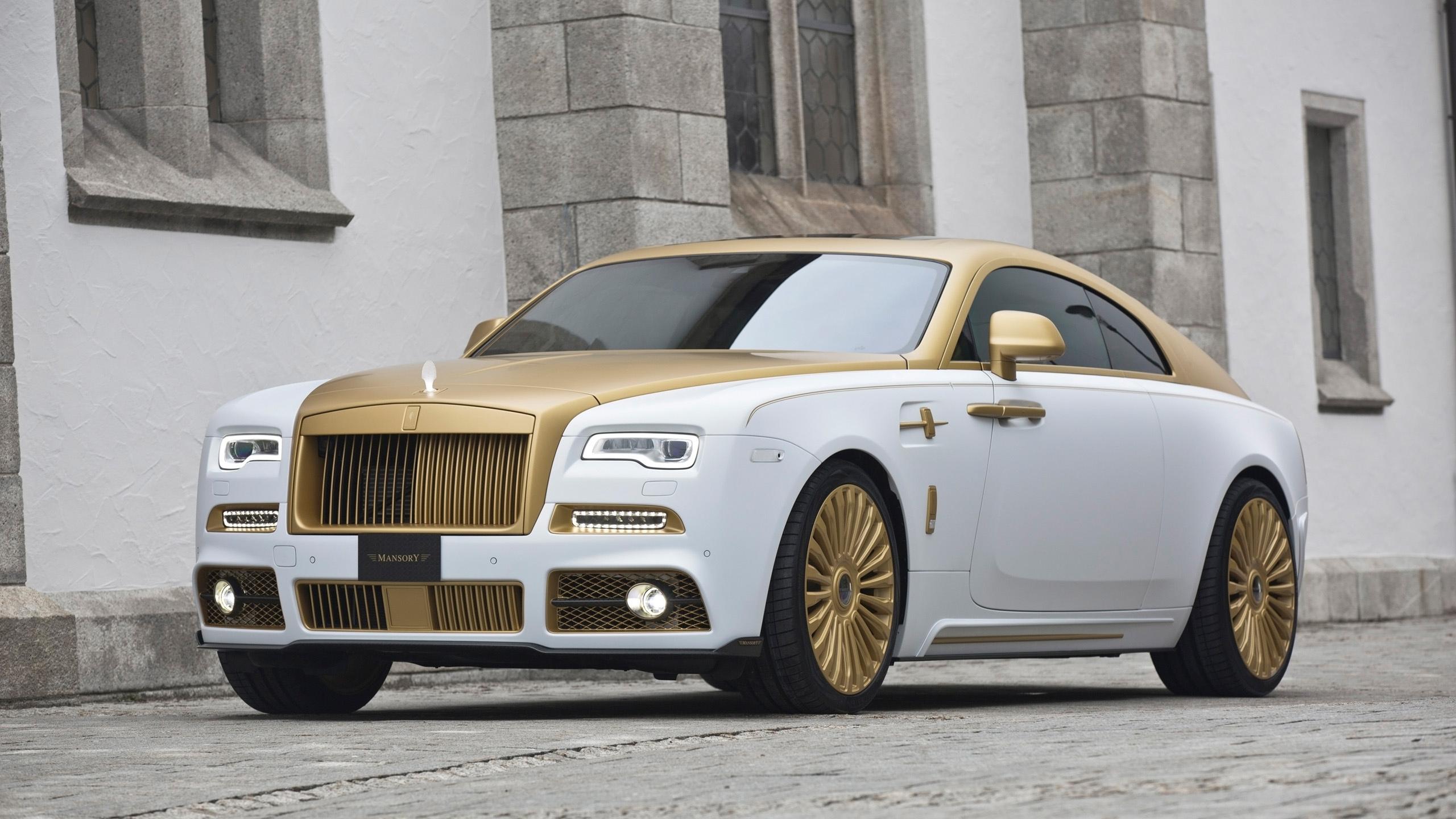 2016 Mansory Rolls Royce Wraith Palm Edition 999 2