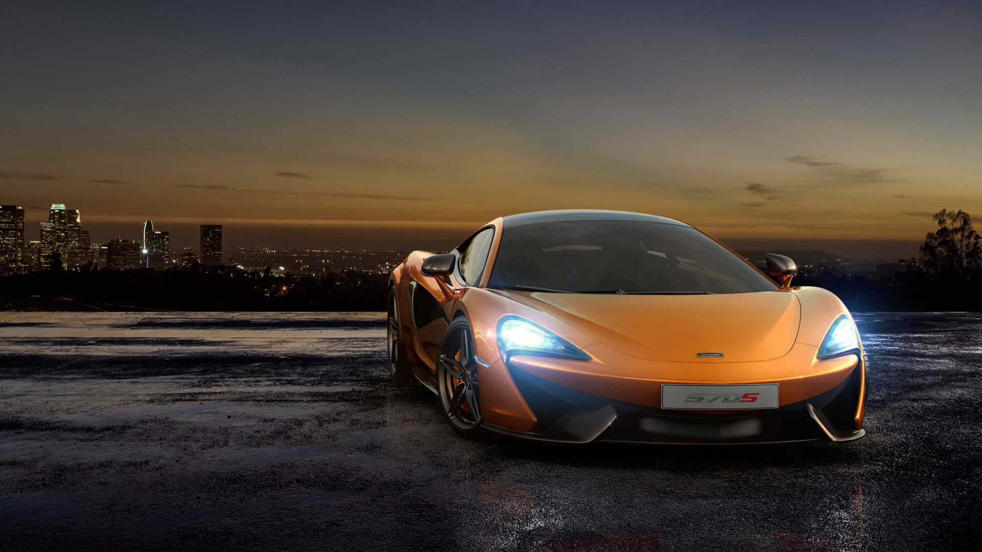 2016 Mclaren 570s Coupe 3 Wallpaper Hd Car Wallpapers