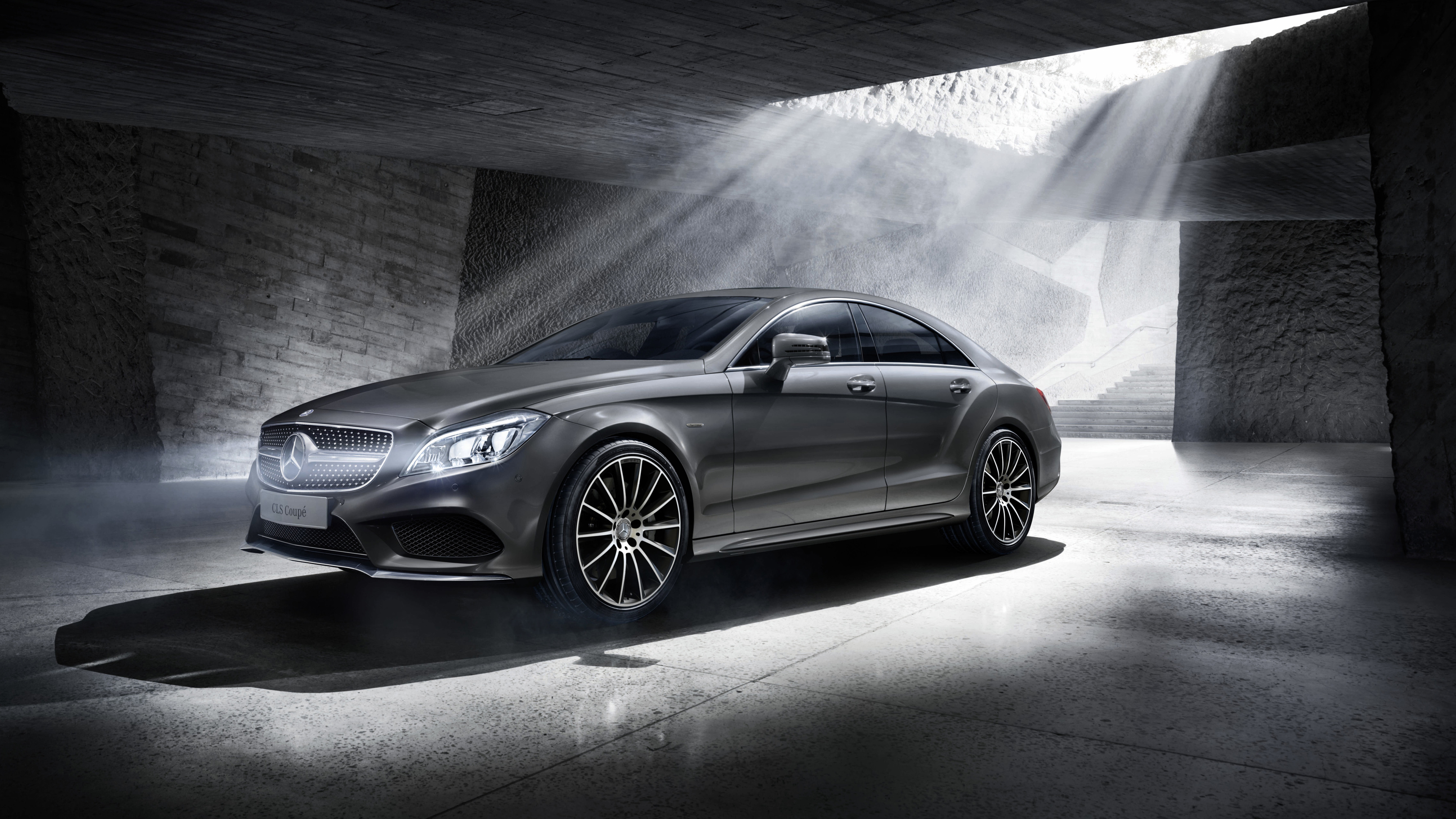 2016 mercedes benz cls coupe final edition wallpaper hd