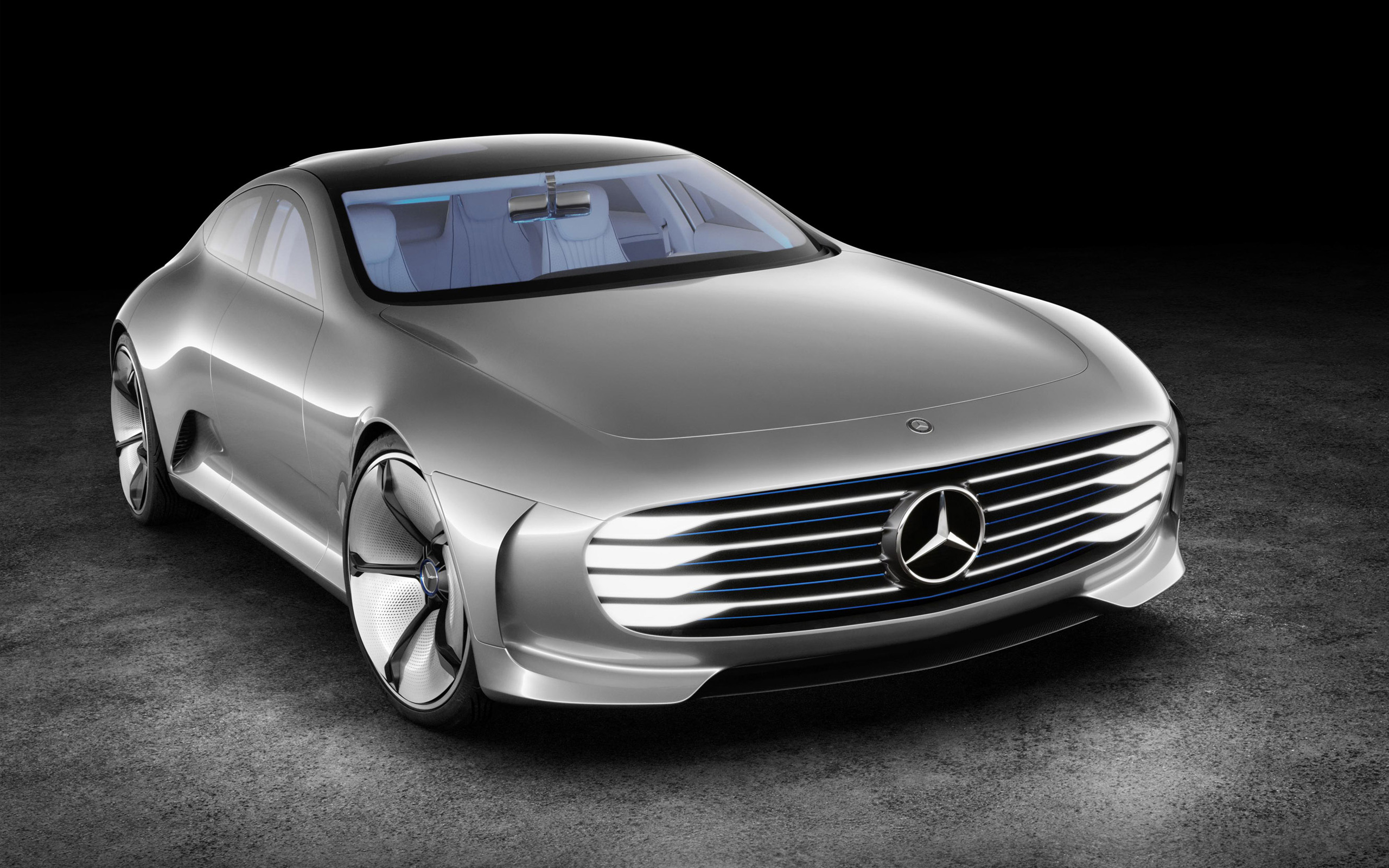 2016 mercedes benz concept iaa 2 wallpaper hd car for Mercedes benz cars