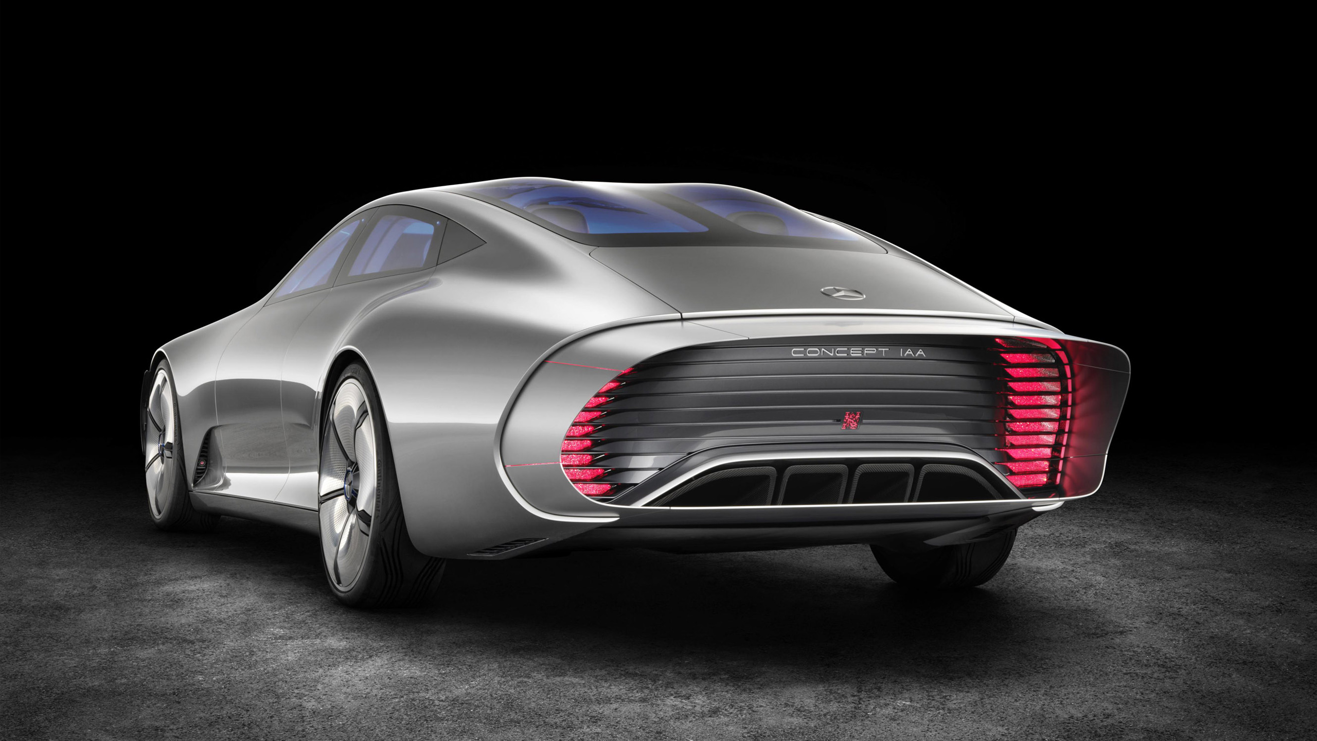 2016 mercedes benz concept iaa 4 wallpaper hd car for Mercedes benz cars pictures