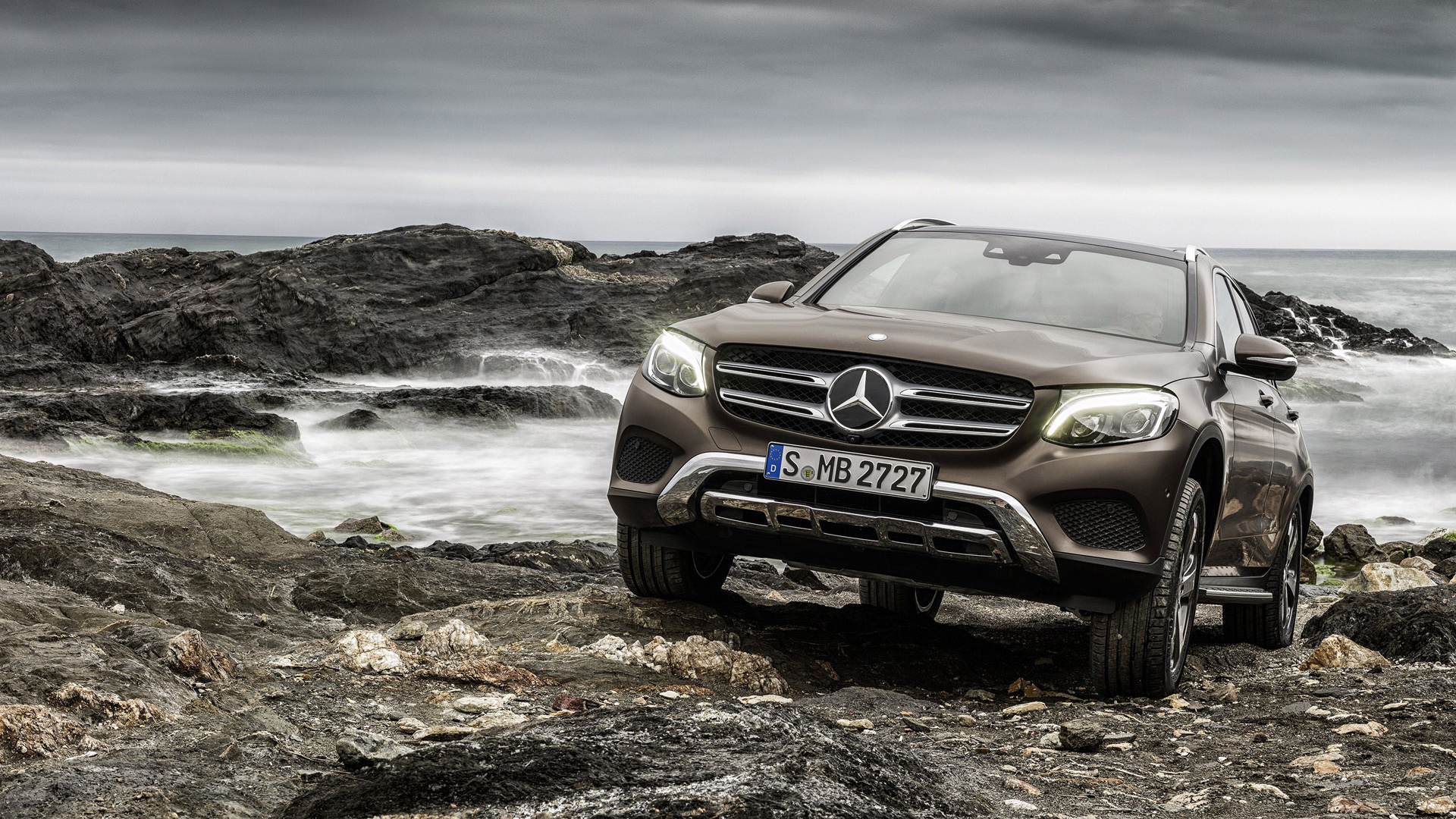 2016 mercedes benz glc wallpaper | hd car wallpapers | id #5423