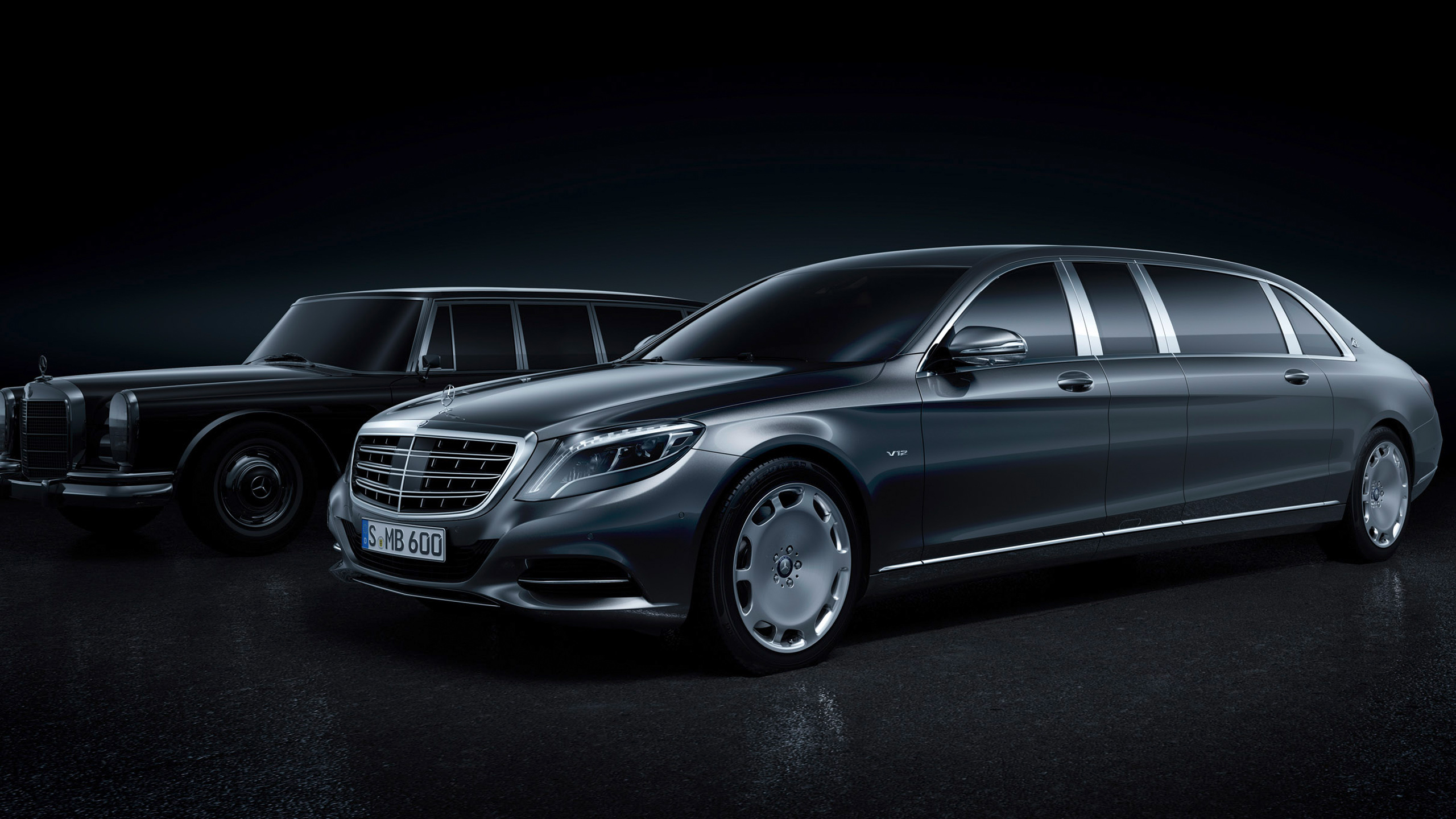 Mercedes pullman submited images