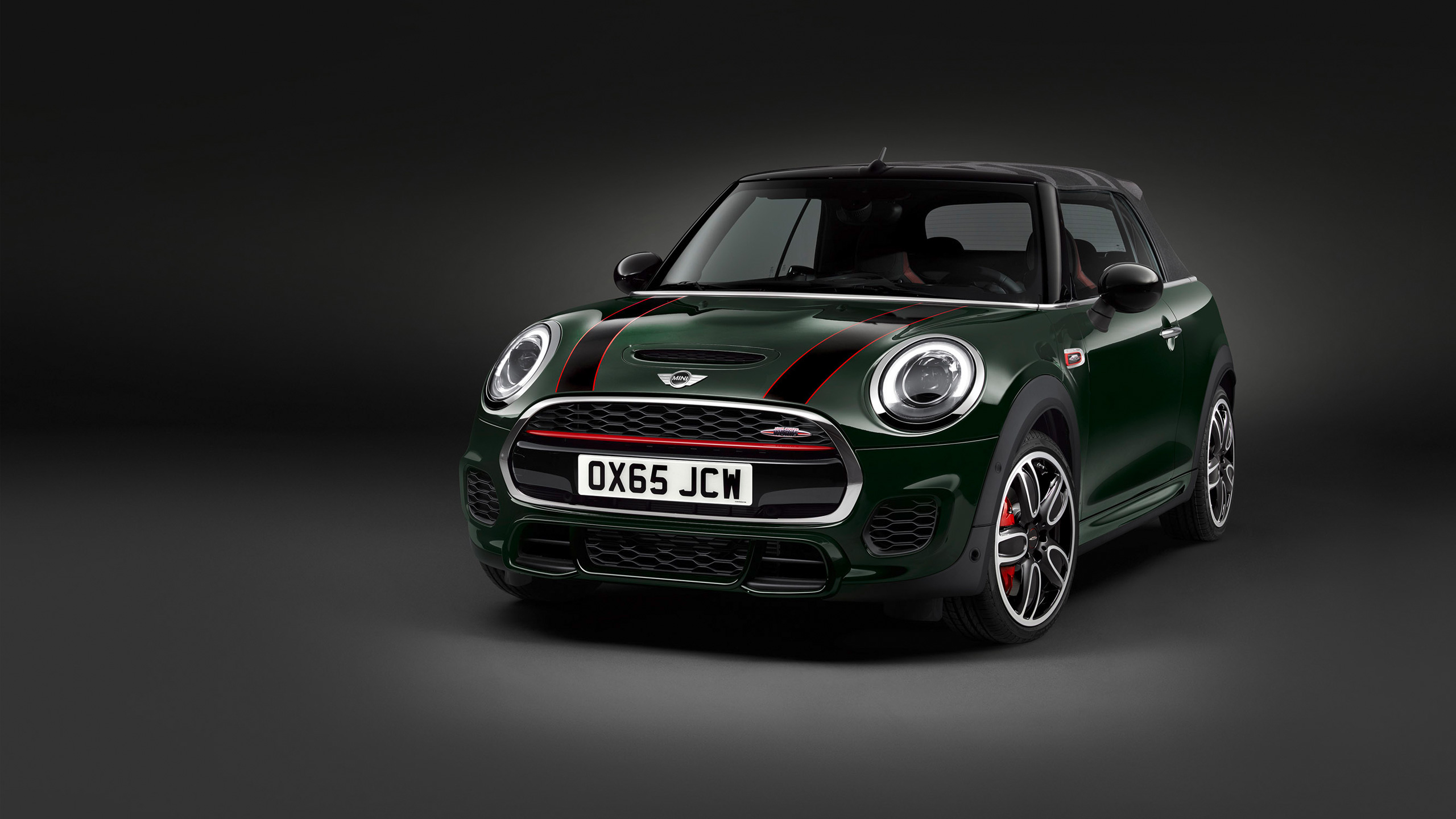 2016 mini john cooper works convertible wallpaper | hd car wallpapers