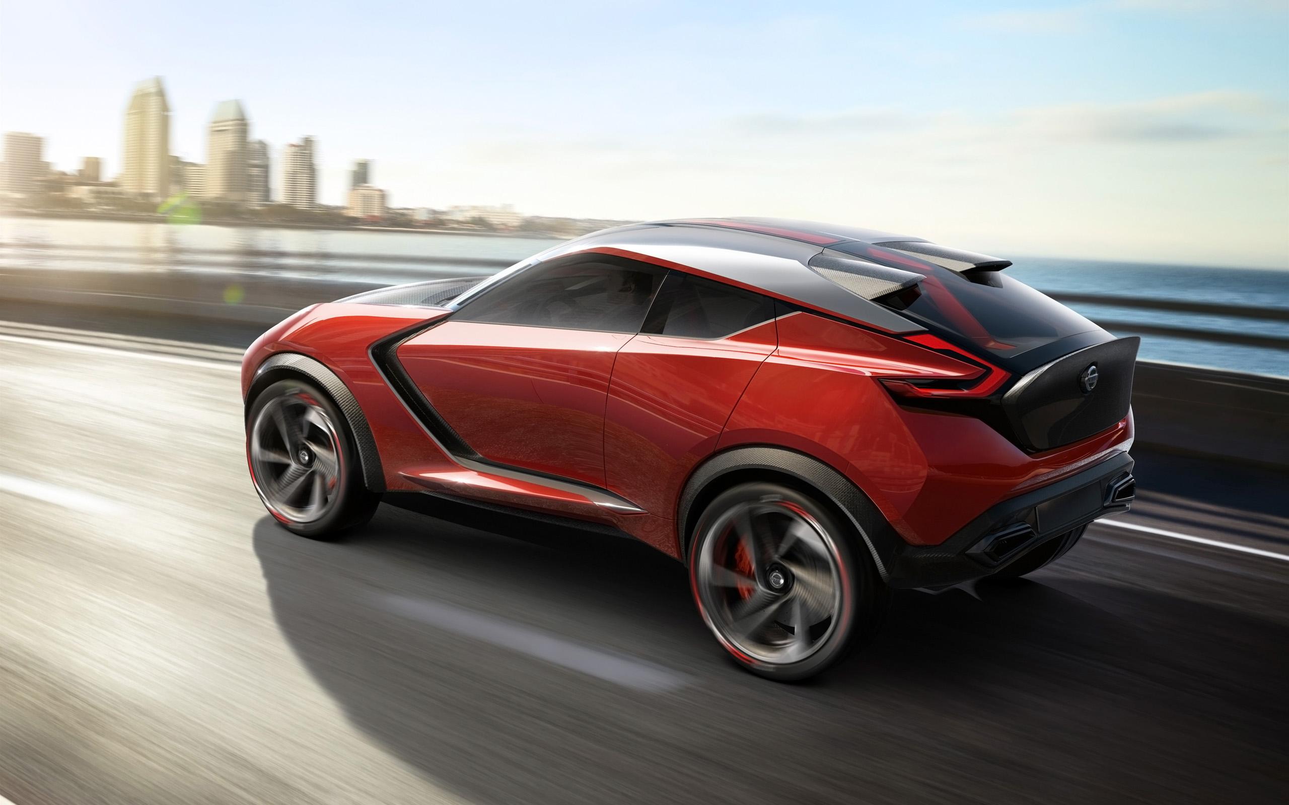 2016 Nissan Gripz Concept 2 Wallpaper | HD Car Wallpapers ...