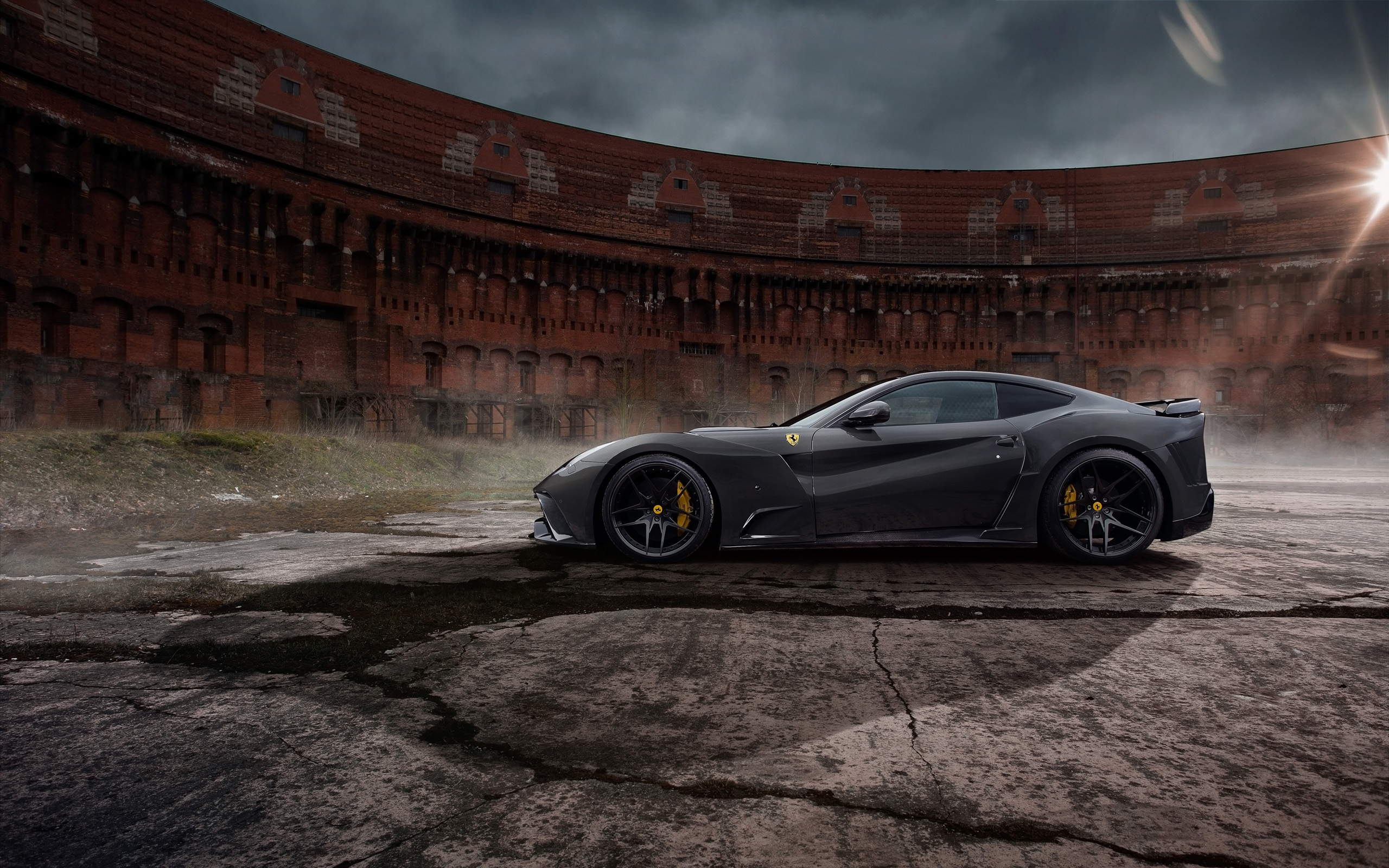 2016 Novitec Rosso Ferrari F12 N Largo S Wallpaper | HD Car Wallpapers