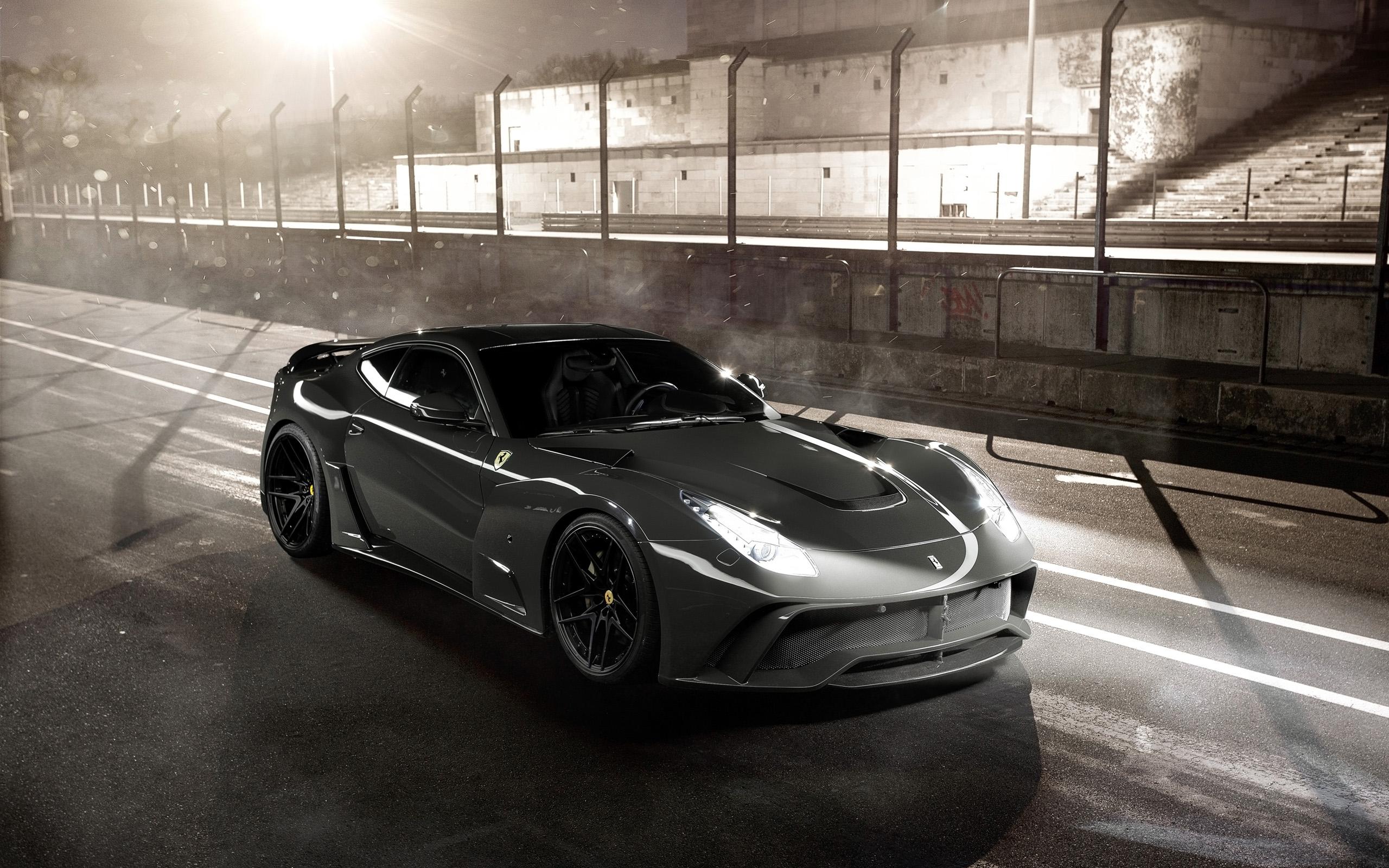 Official: Novitec Rosso N Largo S Ferrari 1 Of 11   GTspirit