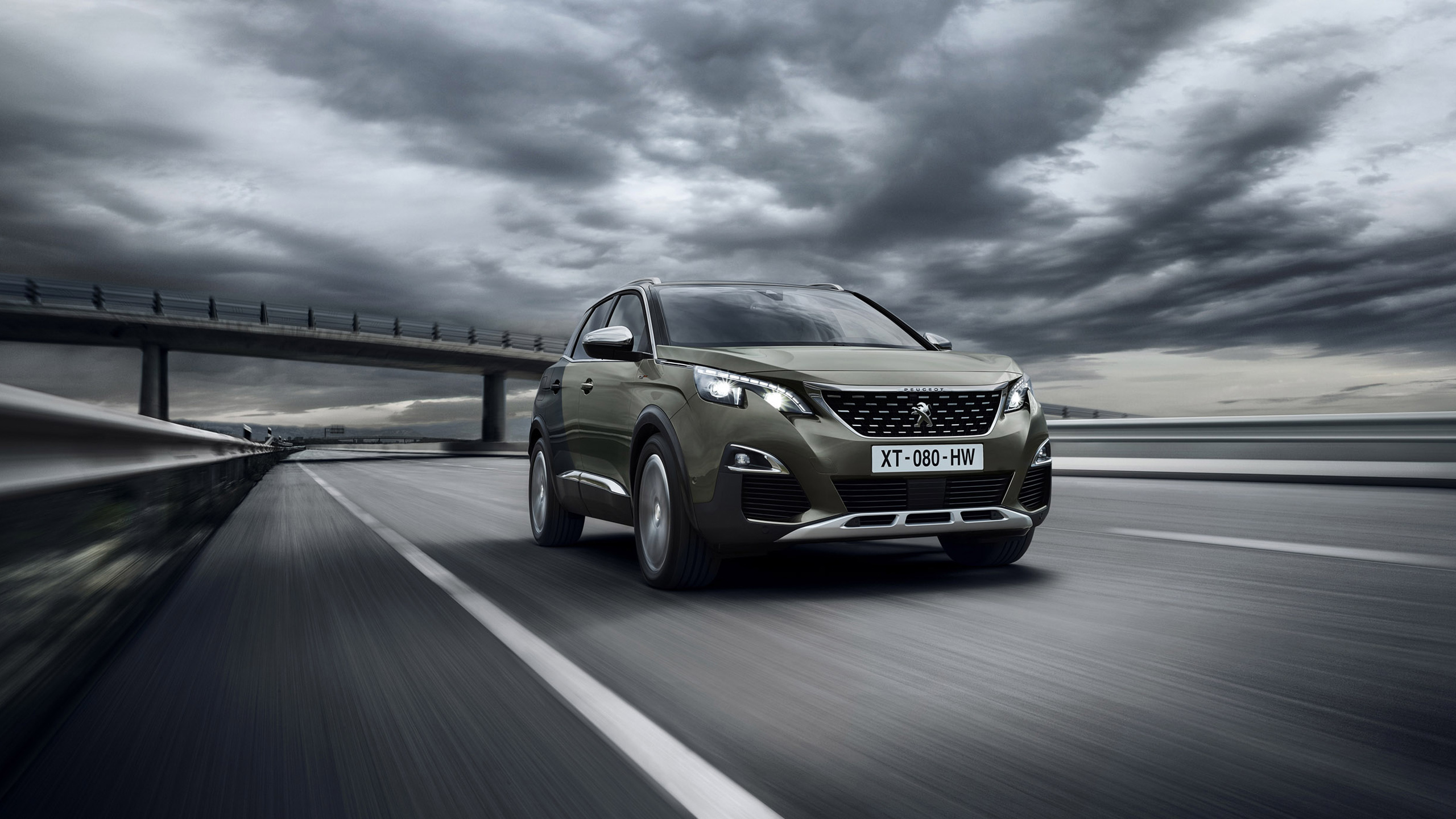 2016 peugeot 3008 gt wallpaper hd car wallpapers id 6638. Black Bedroom Furniture Sets. Home Design Ideas