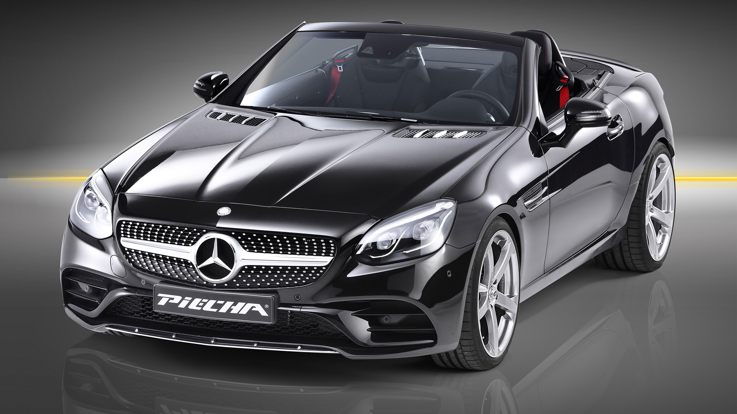2016 piecha design mercedes benz slc wallpaper | hd car wallpapers