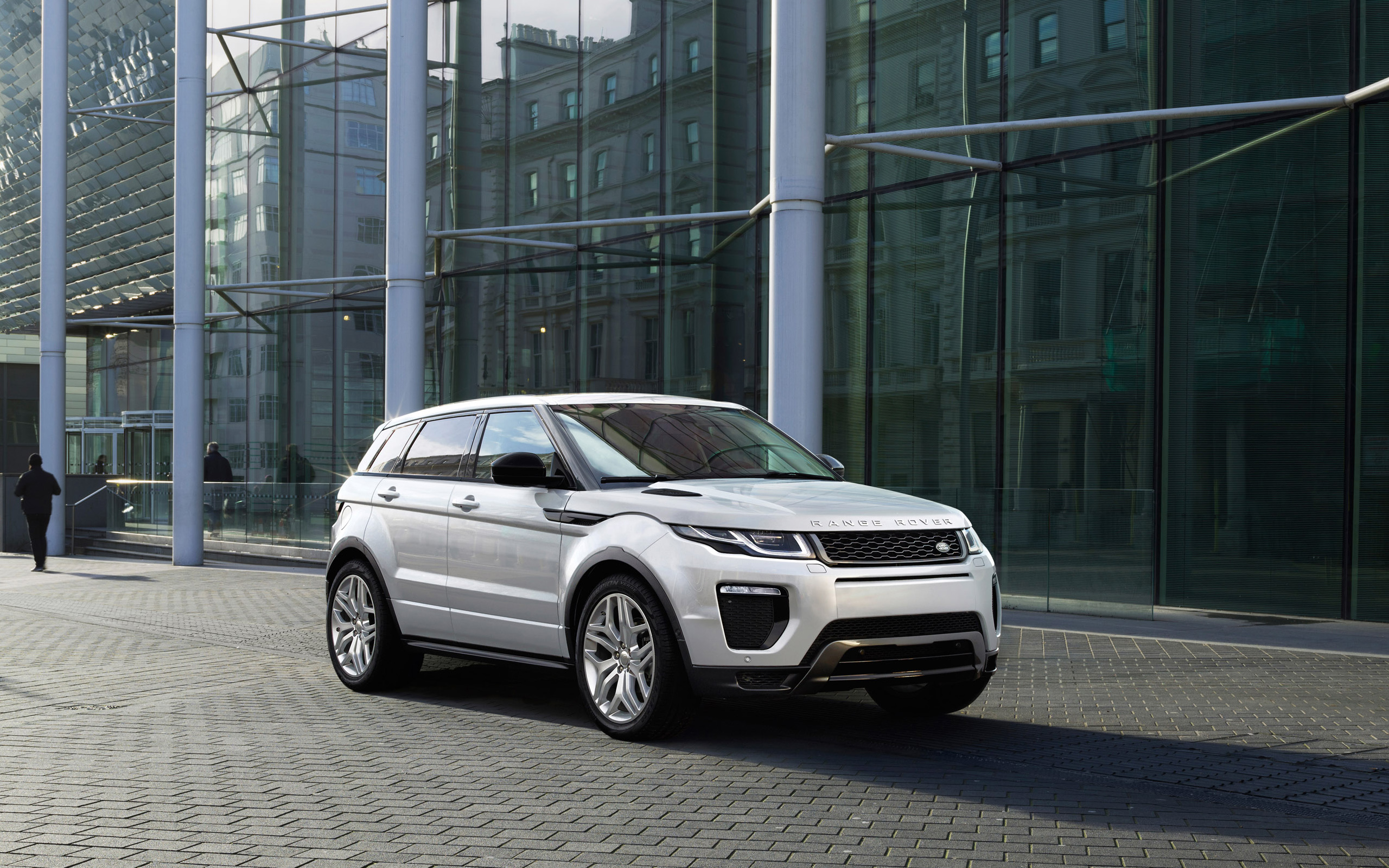2016 Range Rover Evoque Wallpaper Hd Car Wallpapers Id