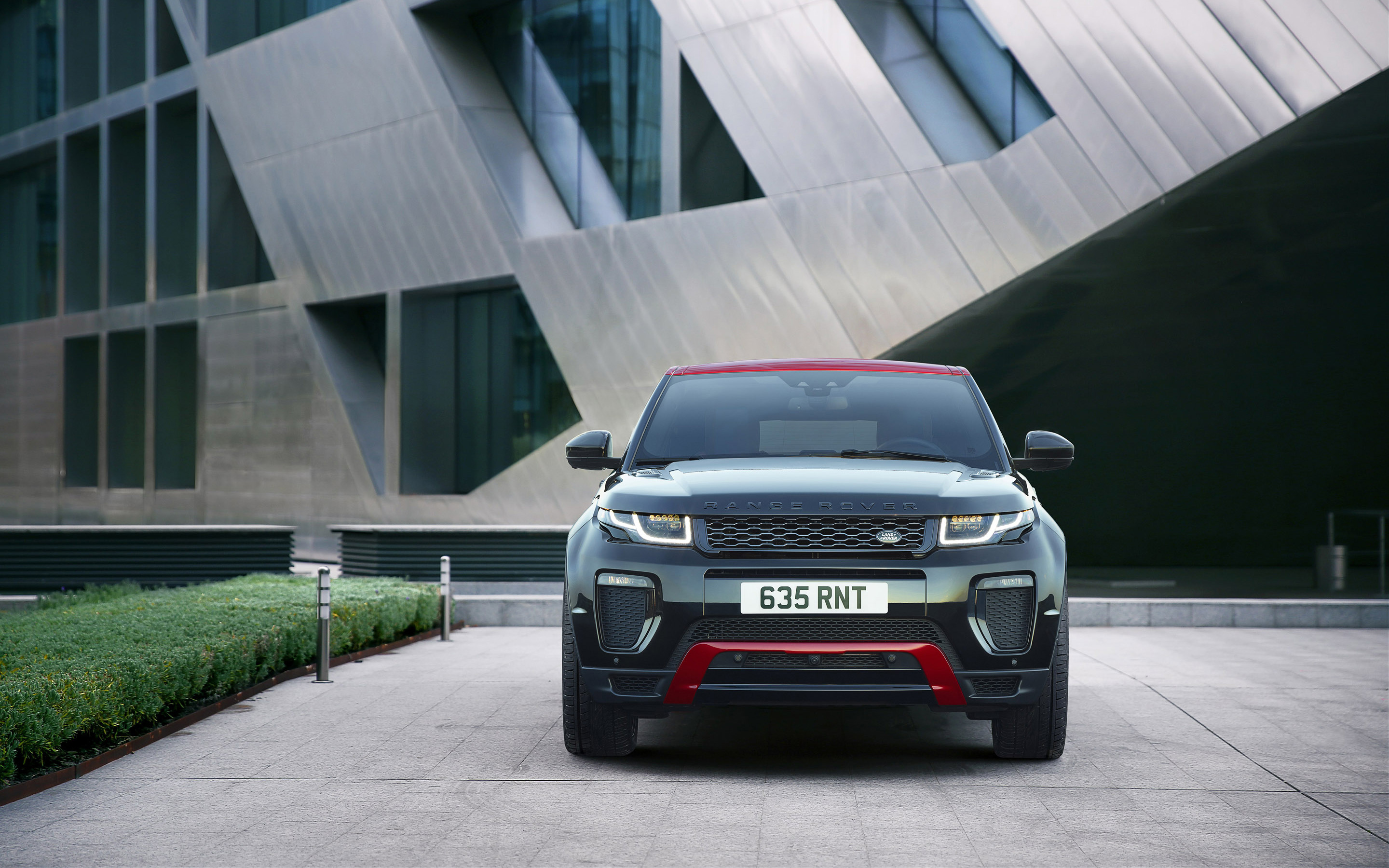 2016 Range Rover Evoque Ember Special Edition 2 Wallpaper Hd Car Wallpapers Id 6412