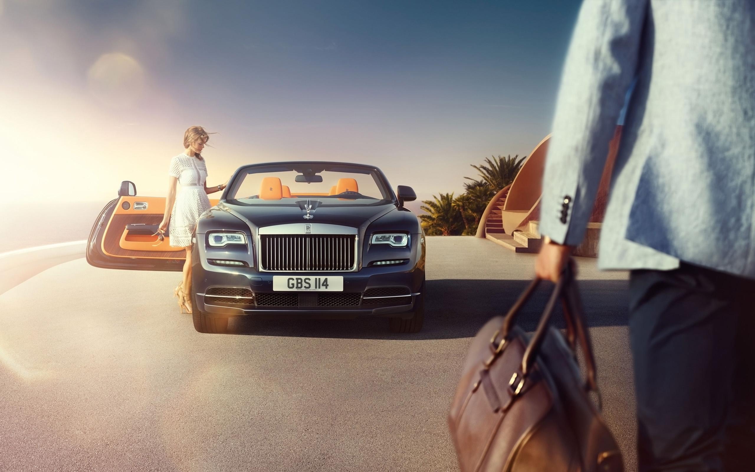 2016 Rolls Royce Dawn Wallpaper | HD Car Wallpapers