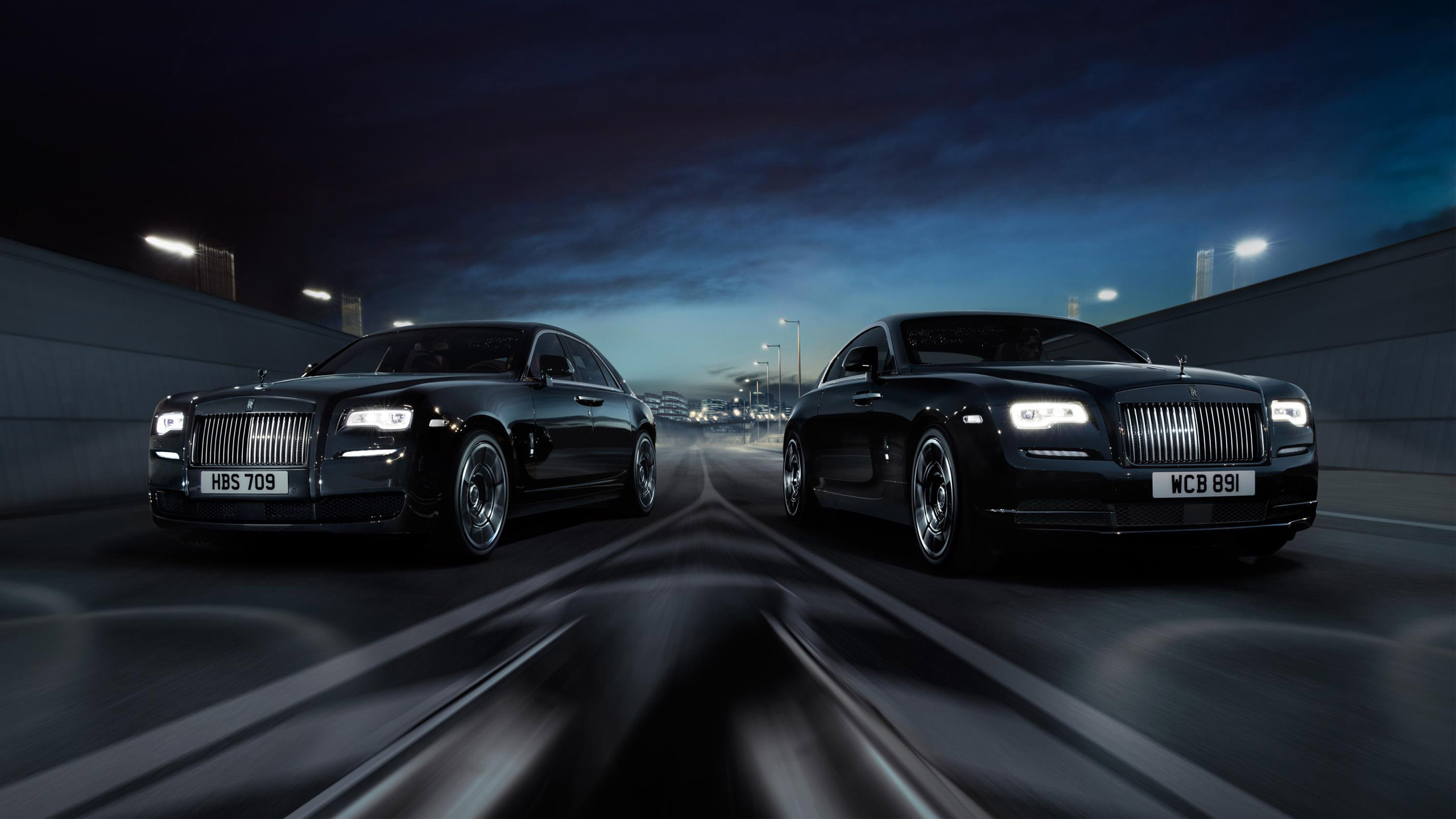 2016 rolls royce ghost wraith black badge wallpaper | hd car
