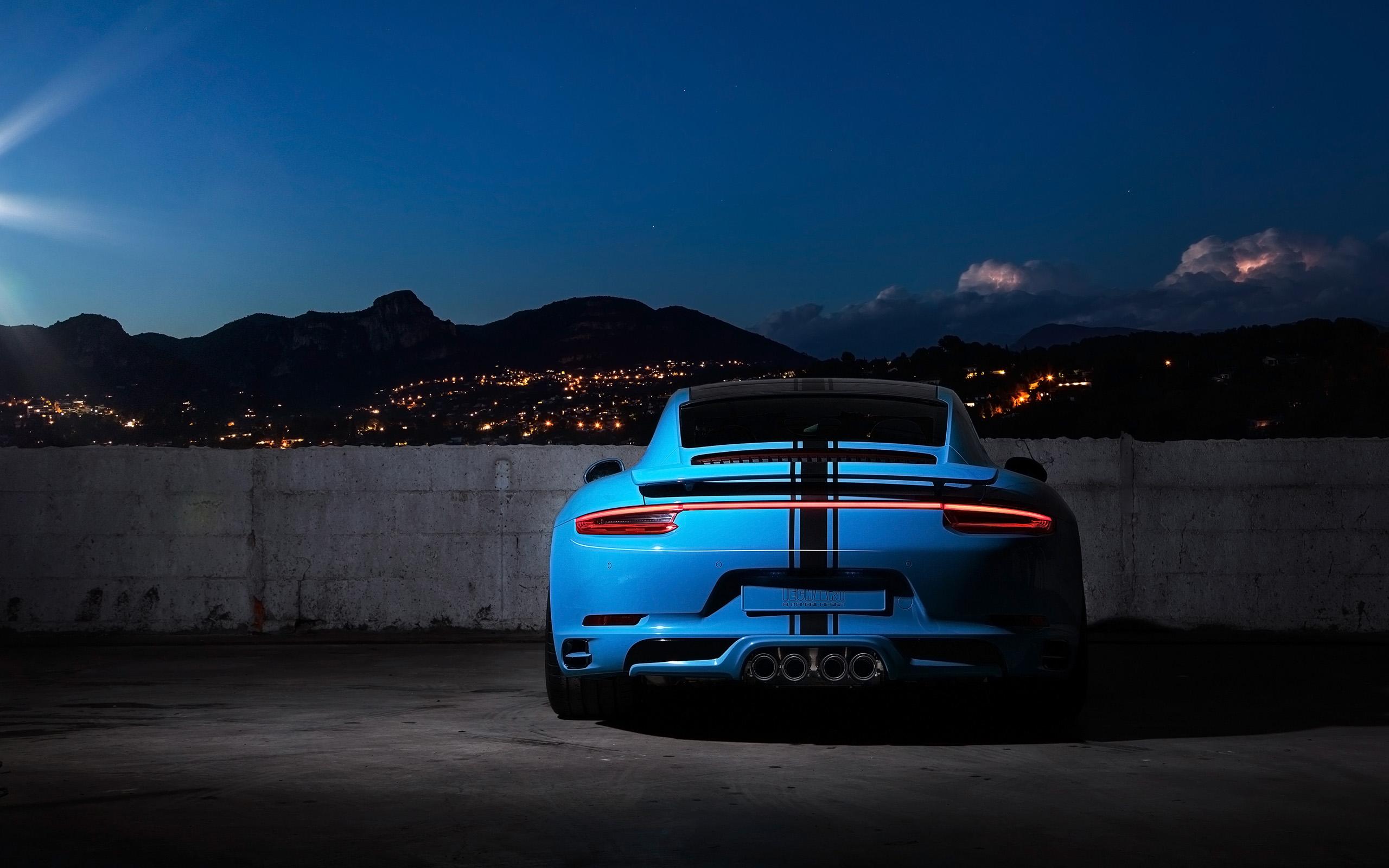 2016 Techart Porsche 911 Coupe 2 Wallpaper Hd Car