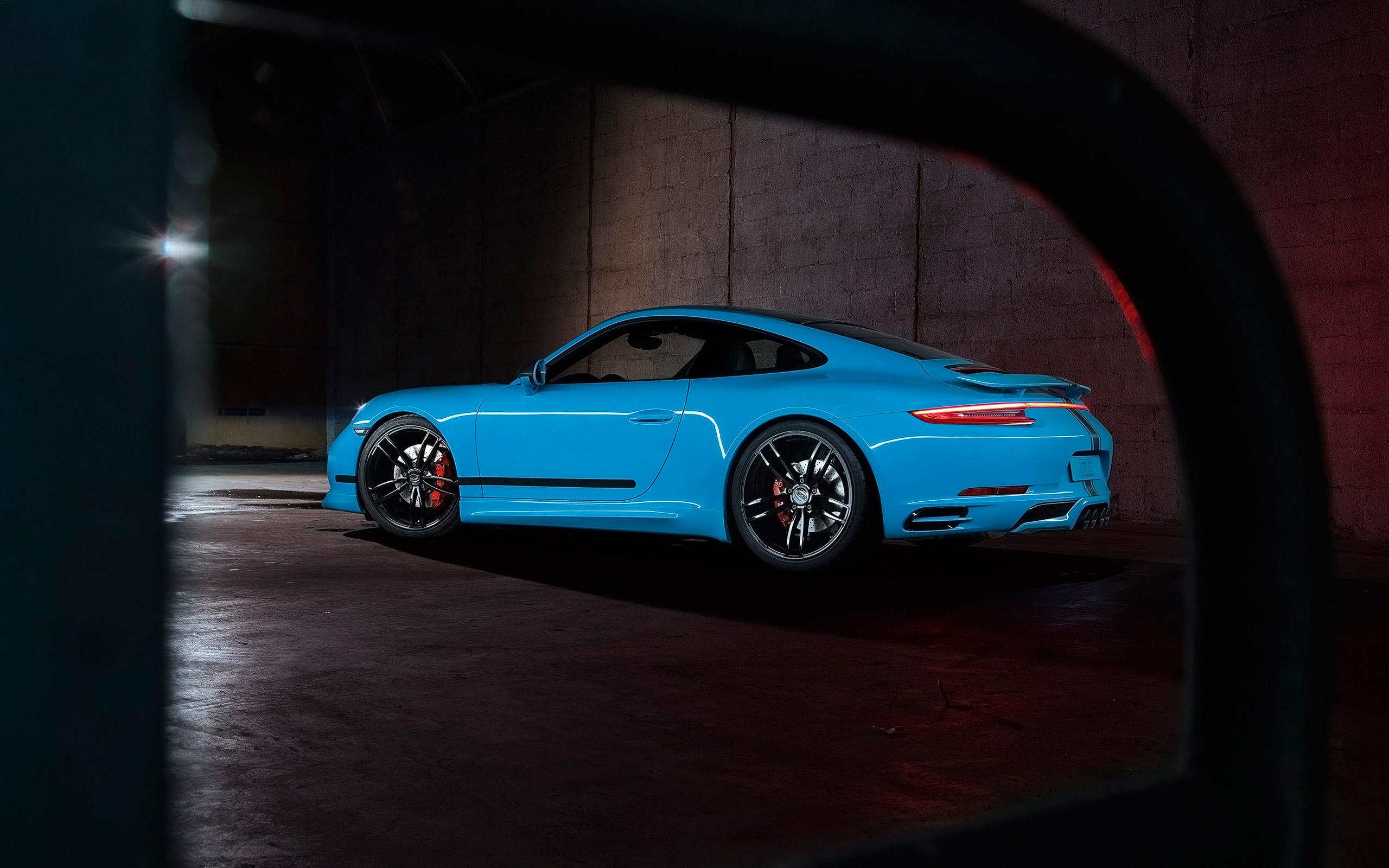 2016 TechArt Porsche 911 Coupe 4