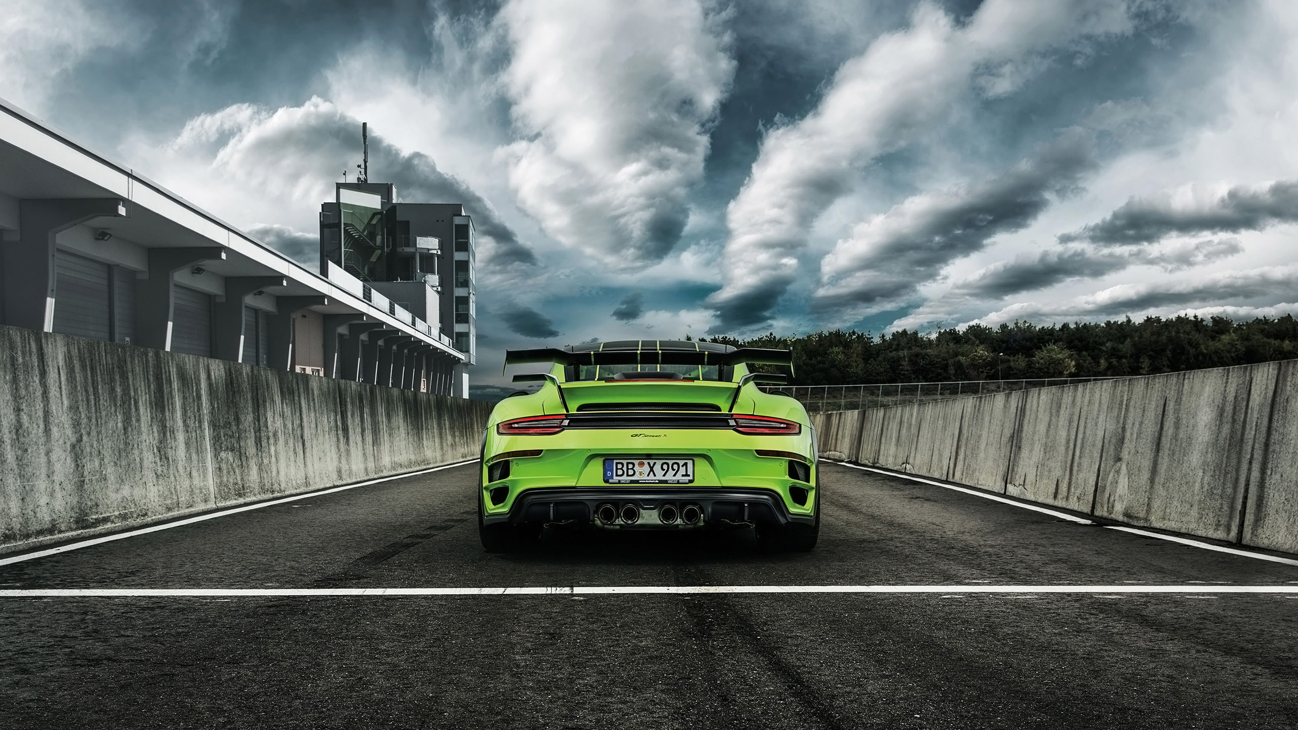 2016 techart porsche 911 turbo gtstreet r 4 - Porsche 911 Wallpaper Widescreen