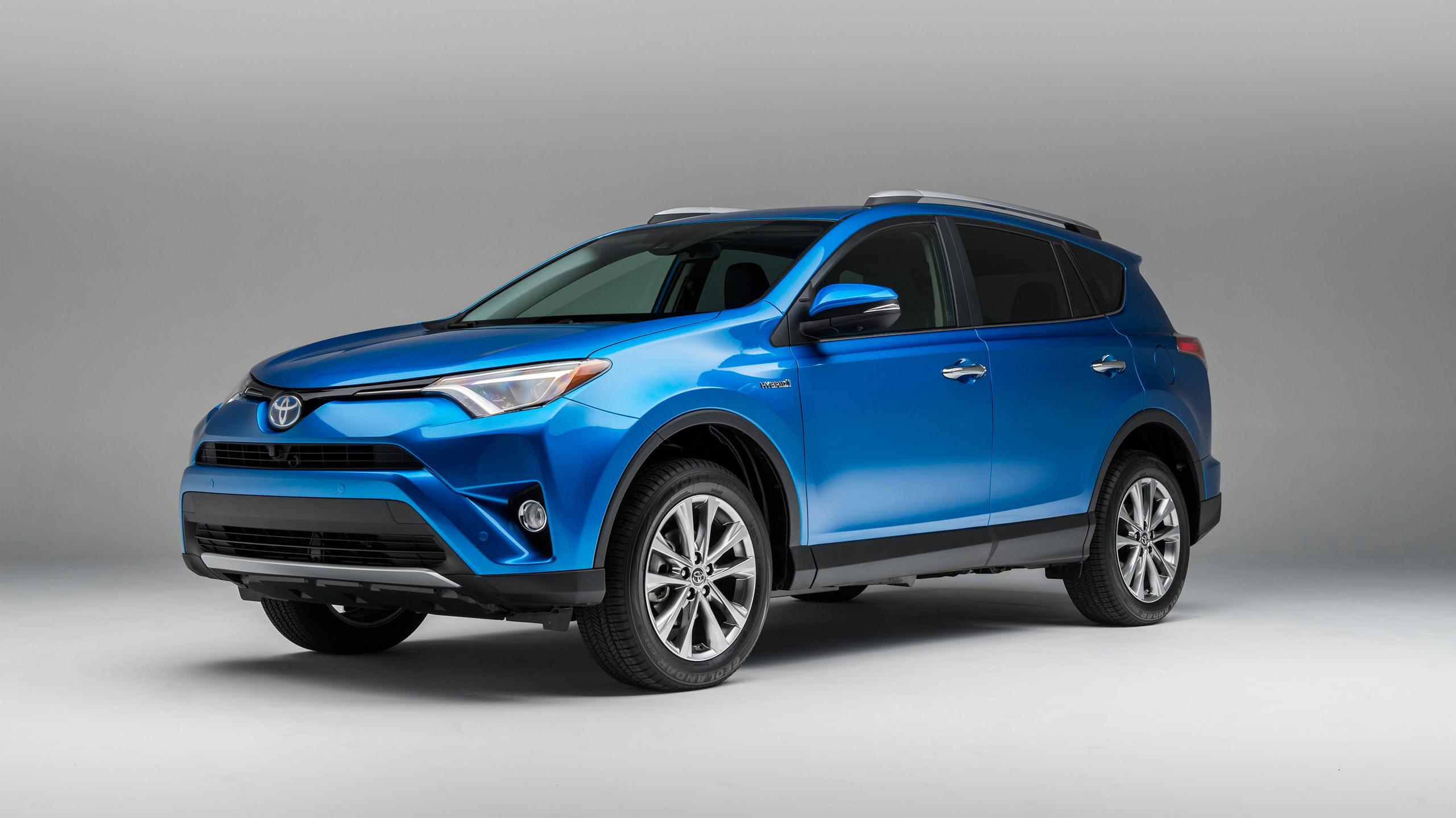 2016 Toyota Rav4 Hybrid Wallpaper