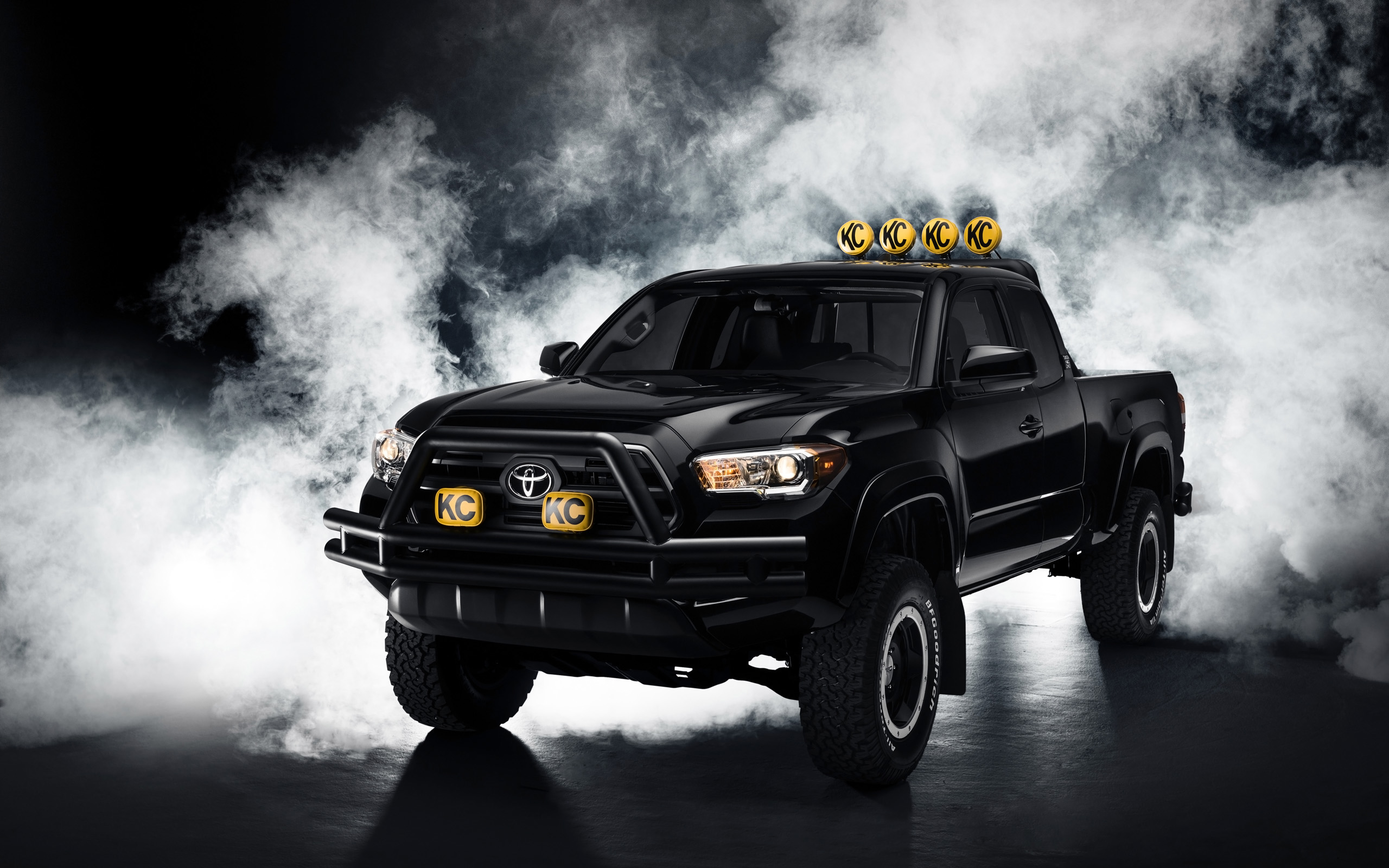 2016 Toyota Tacoma Back To The Future Wallpaper Hd Car