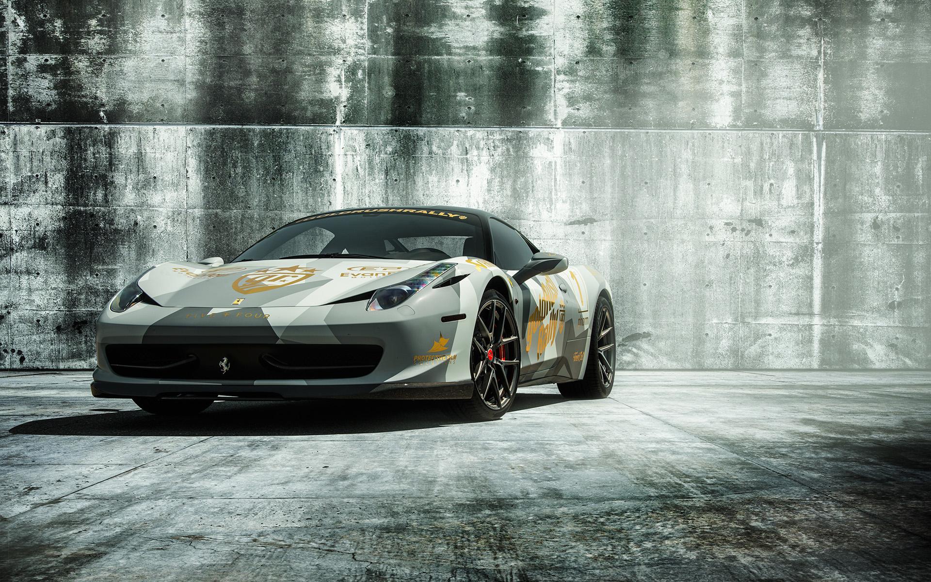 2016 vorsteiner ferrari 458 italia aero wallpaper hd car wallpapers 2016 vorsteiner ferrari 458 italia aero vanachro Gallery