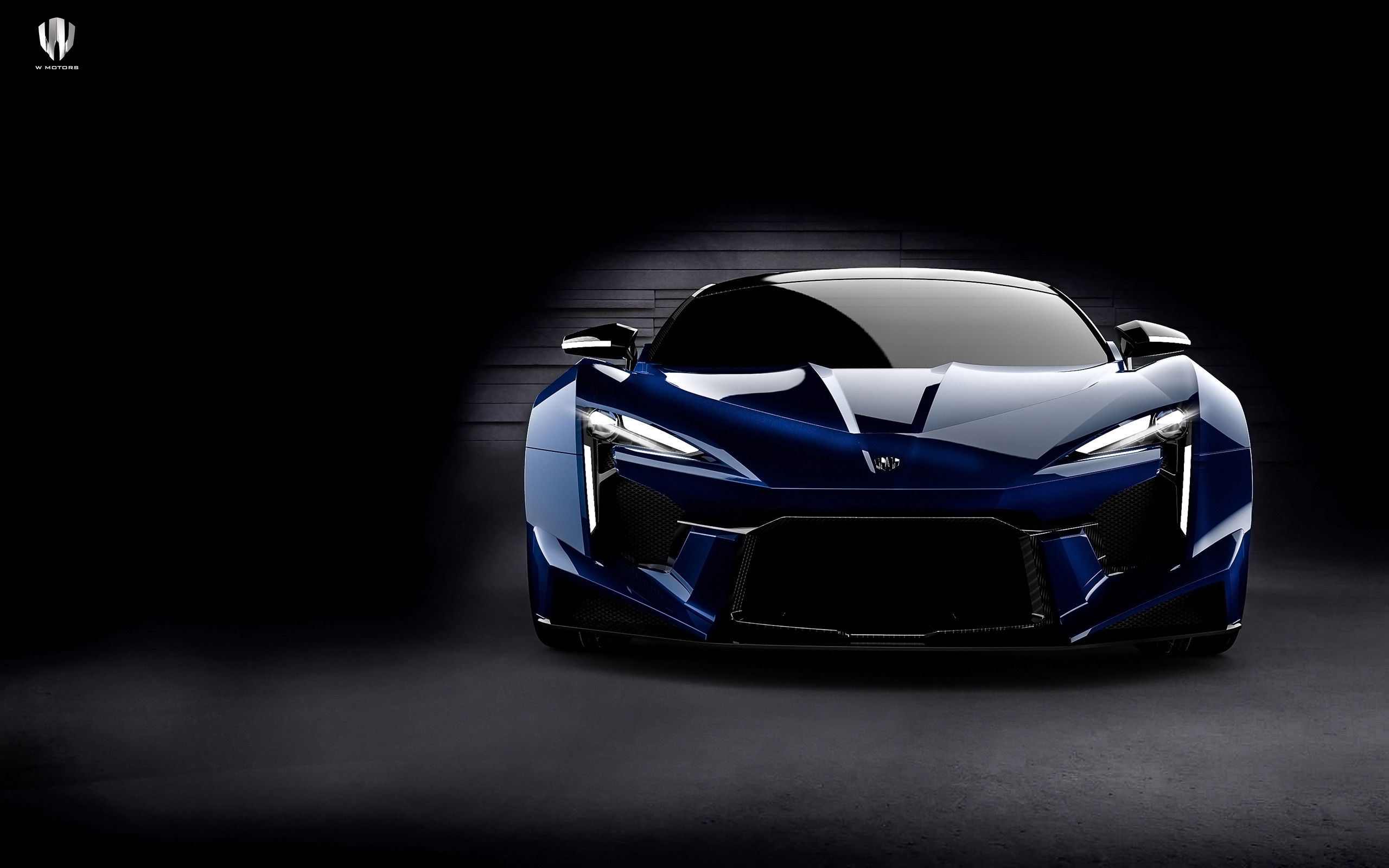 2016 W Motors Fenyr Supersport Wallpaper Hd Car
