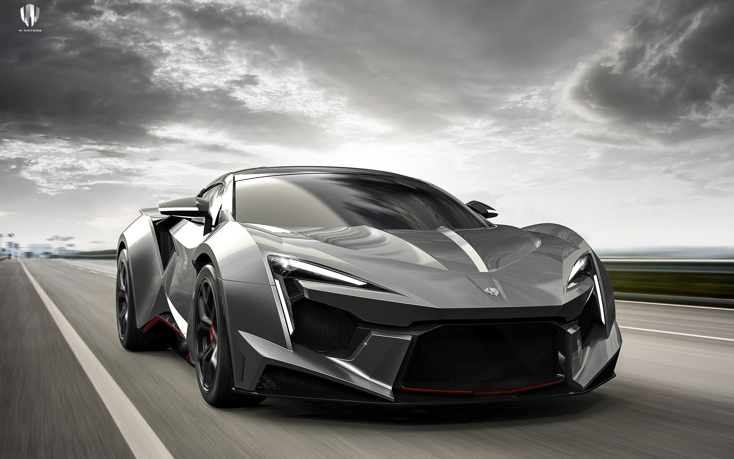 2016 W Motors Fenyr SuperSport 3 Wallpaper