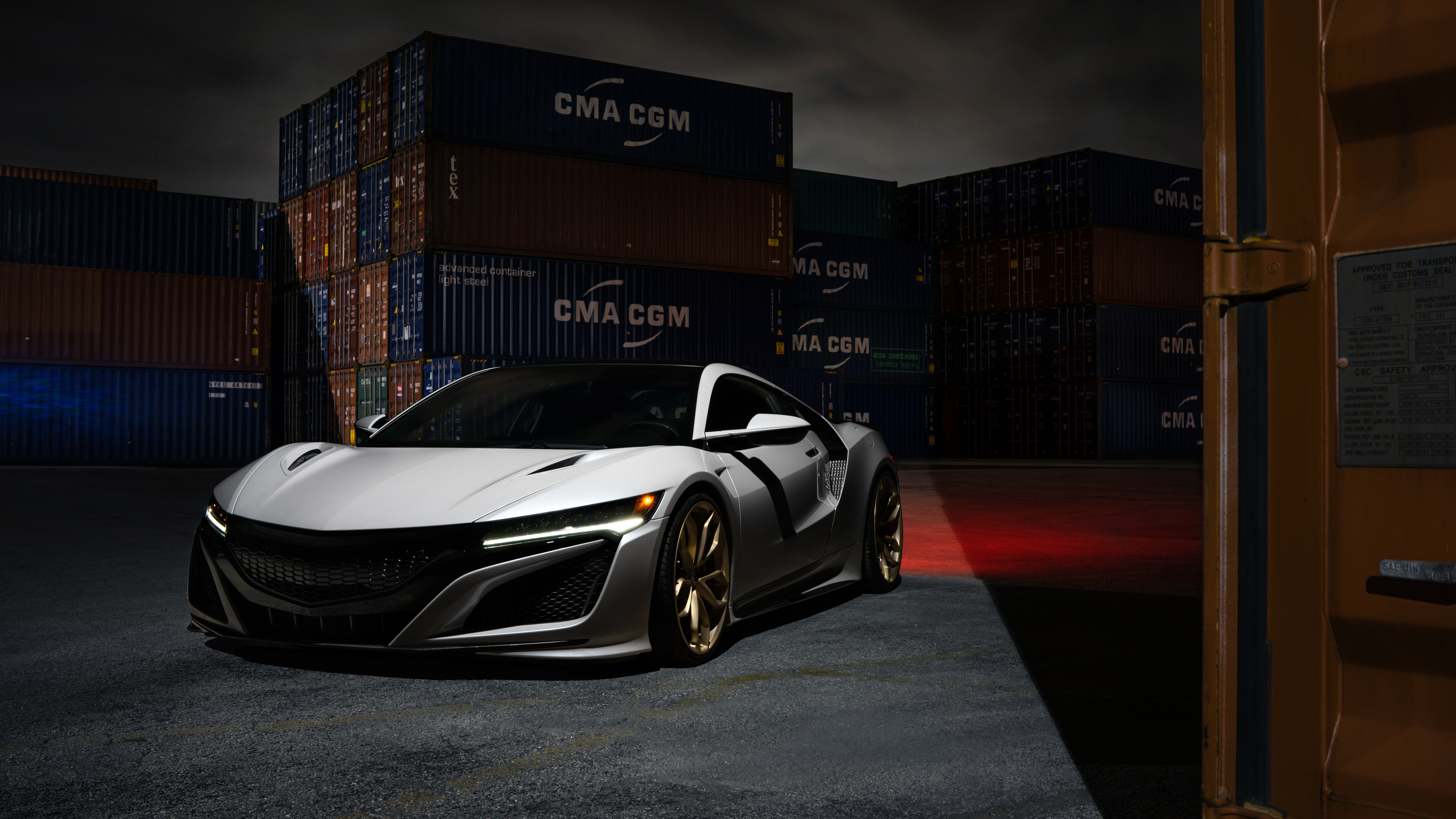 nsx 4k wallpaper - photo #33