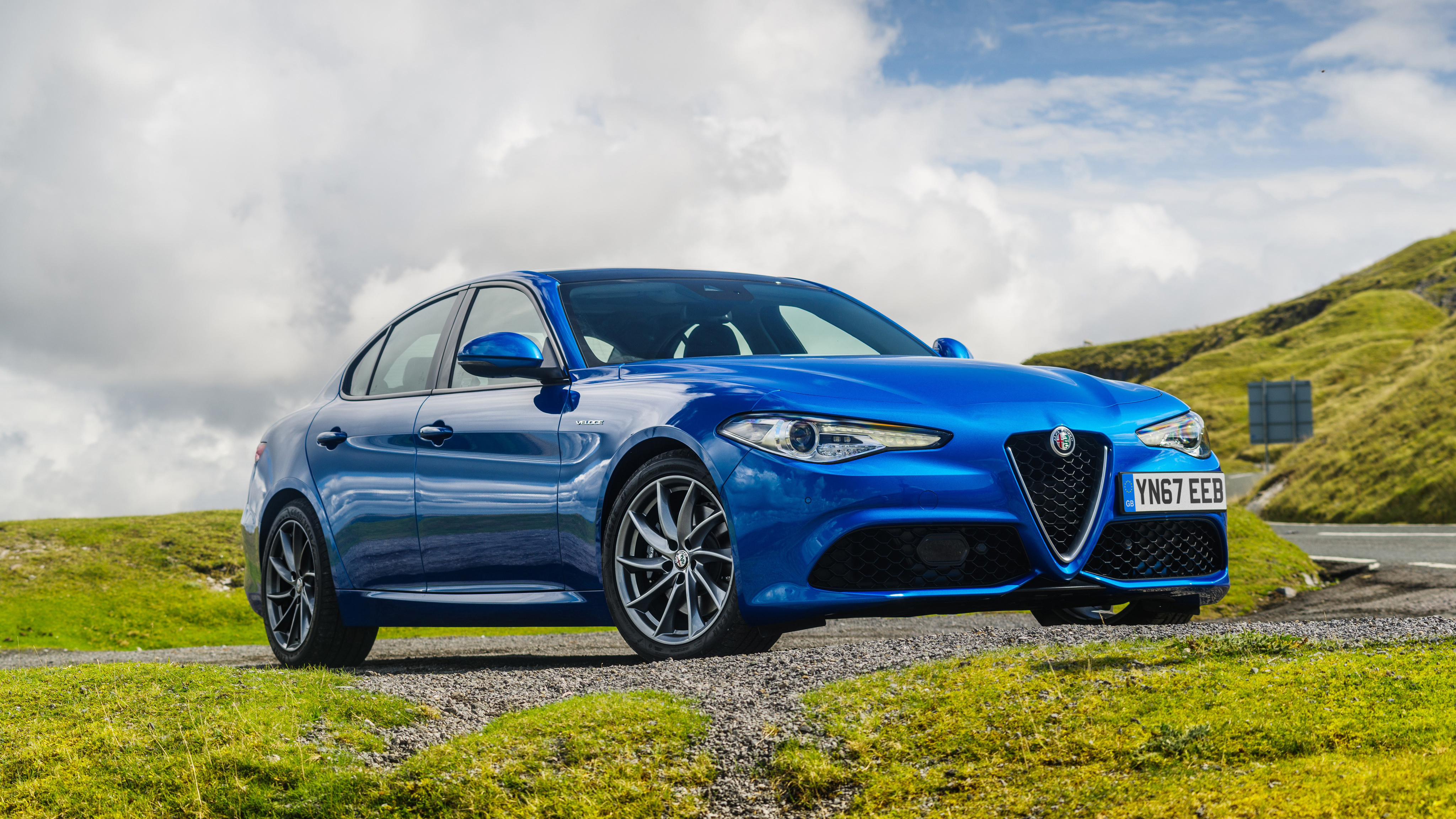 2017 alfa romeo giulia veloce 4k wallpaper hd car wallpapers. Black Bedroom Furniture Sets. Home Design Ideas