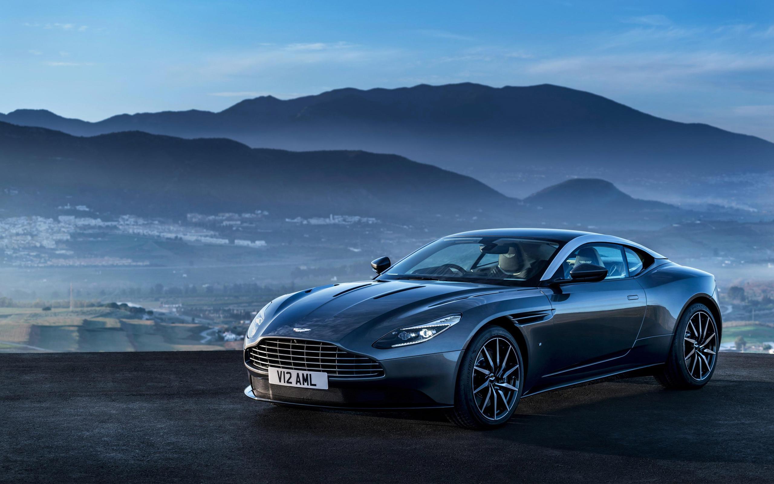 2017 Aston Martin Db11 Wallpaper Hd Car Wallpapers Id