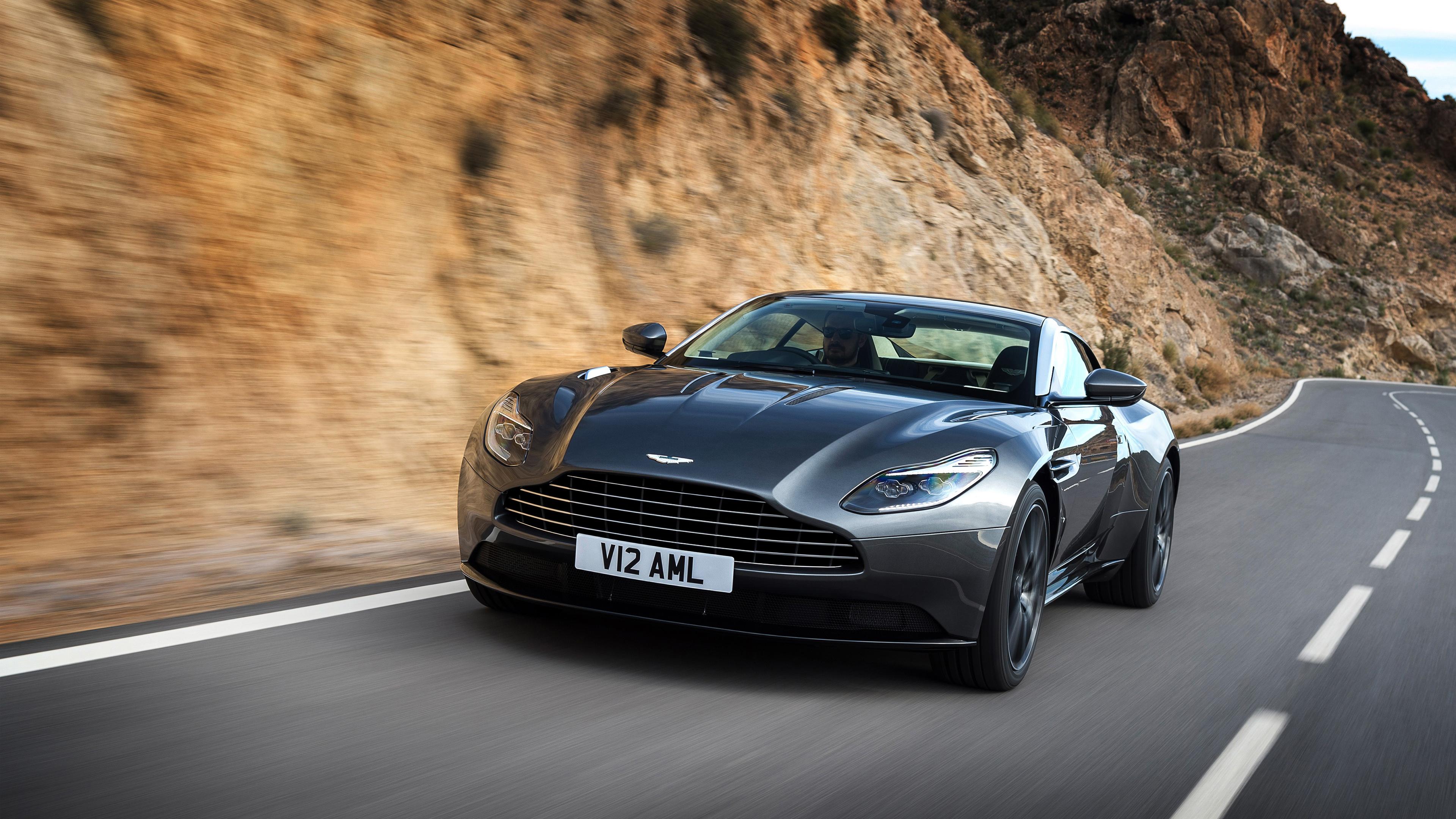 Aston Martin Db11 4k