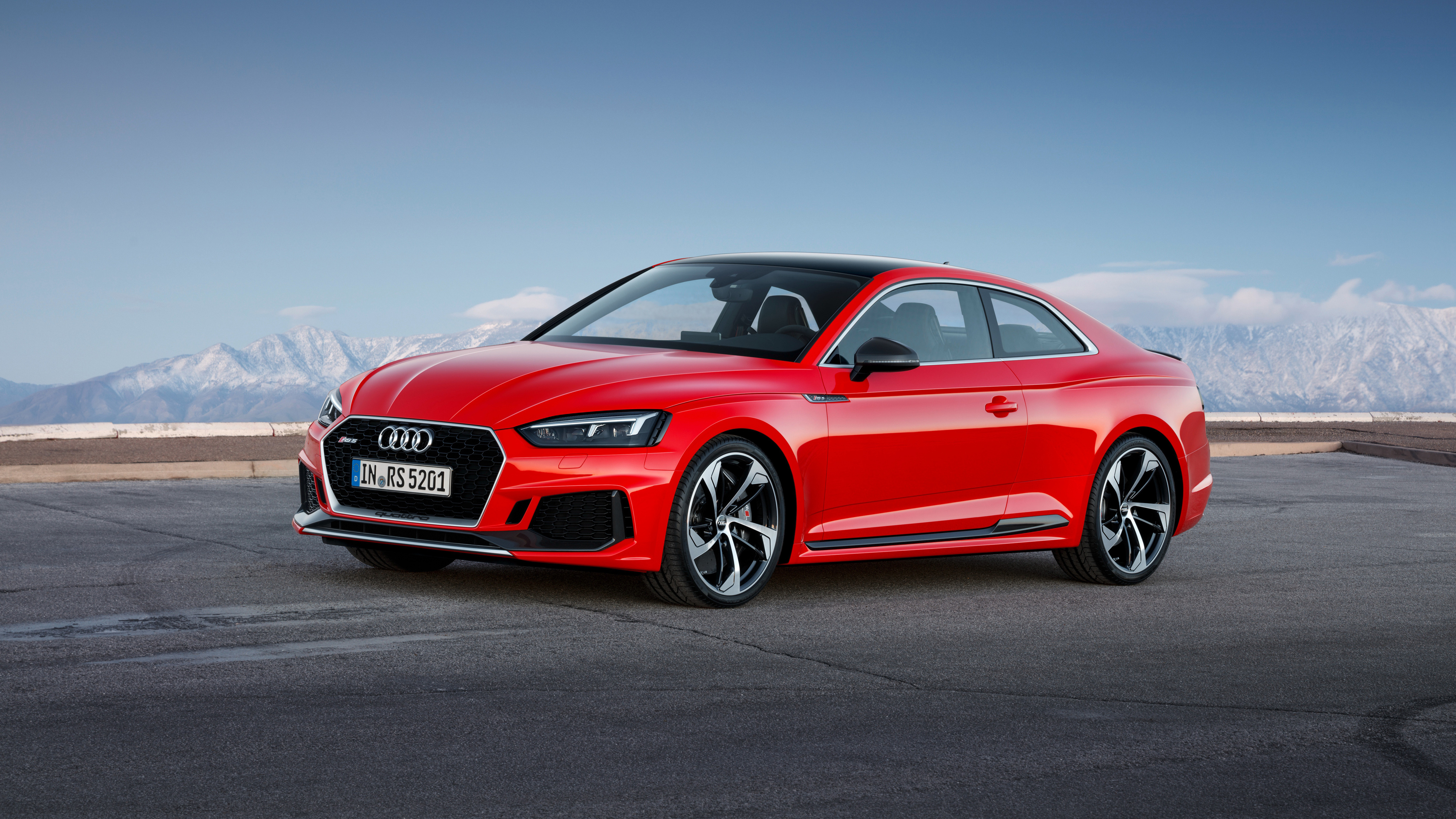 2017 Audi Rs 5 Coupe 2 Wallpaper Hd Car Wallpapers Id