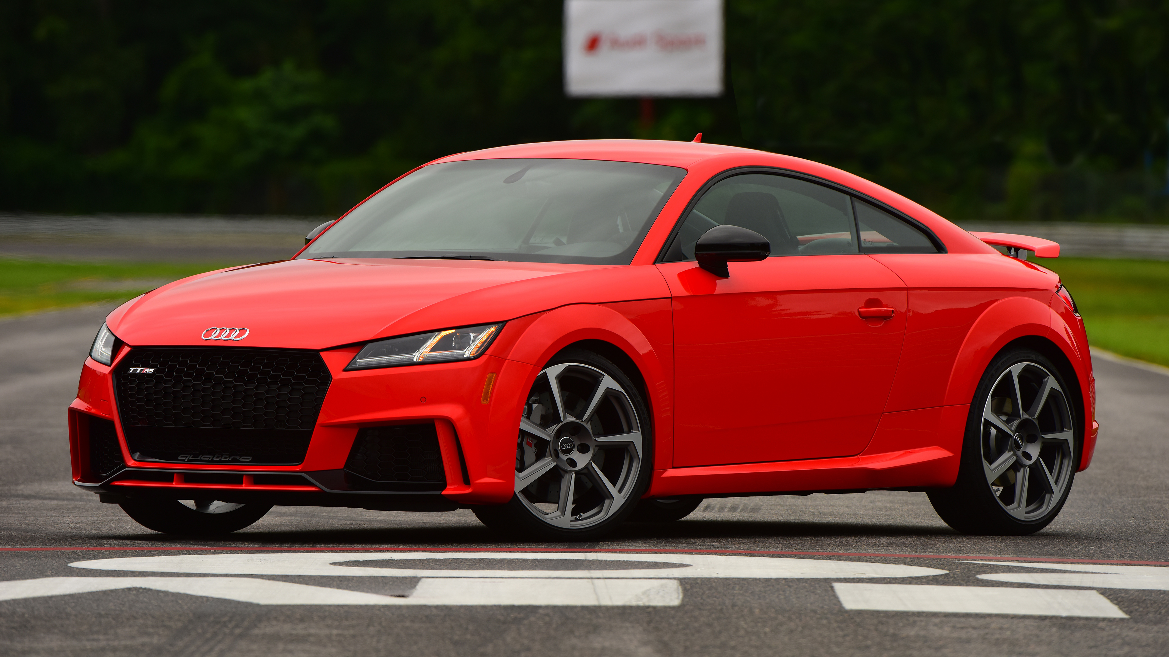2017 audi tt rs coupe 4k wallpaper hd car wallpapers. Black Bedroom Furniture Sets. Home Design Ideas