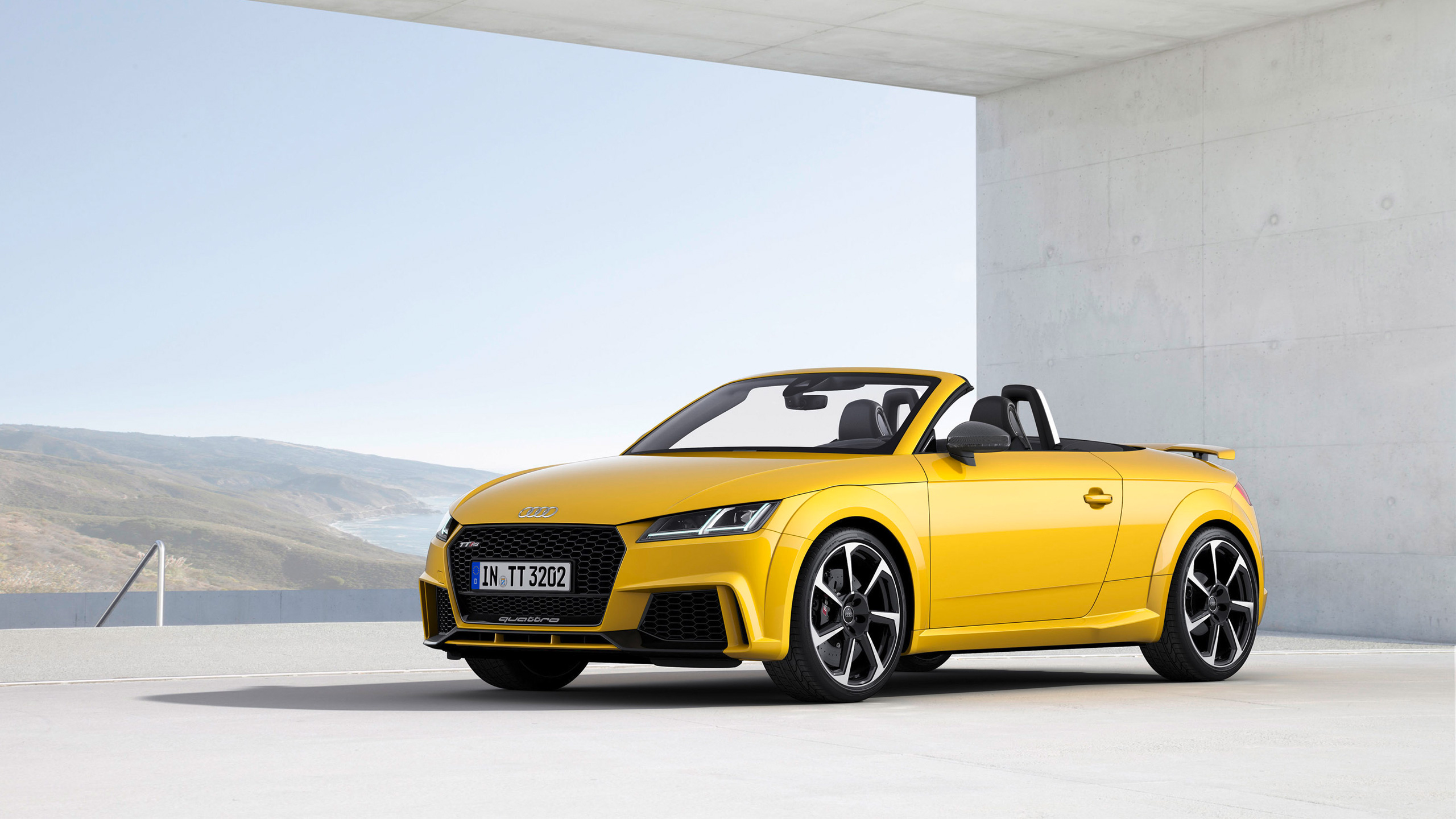 2017 Audi TT RS Roadster 4 Wallpaper | HD Car Wallpapers ...