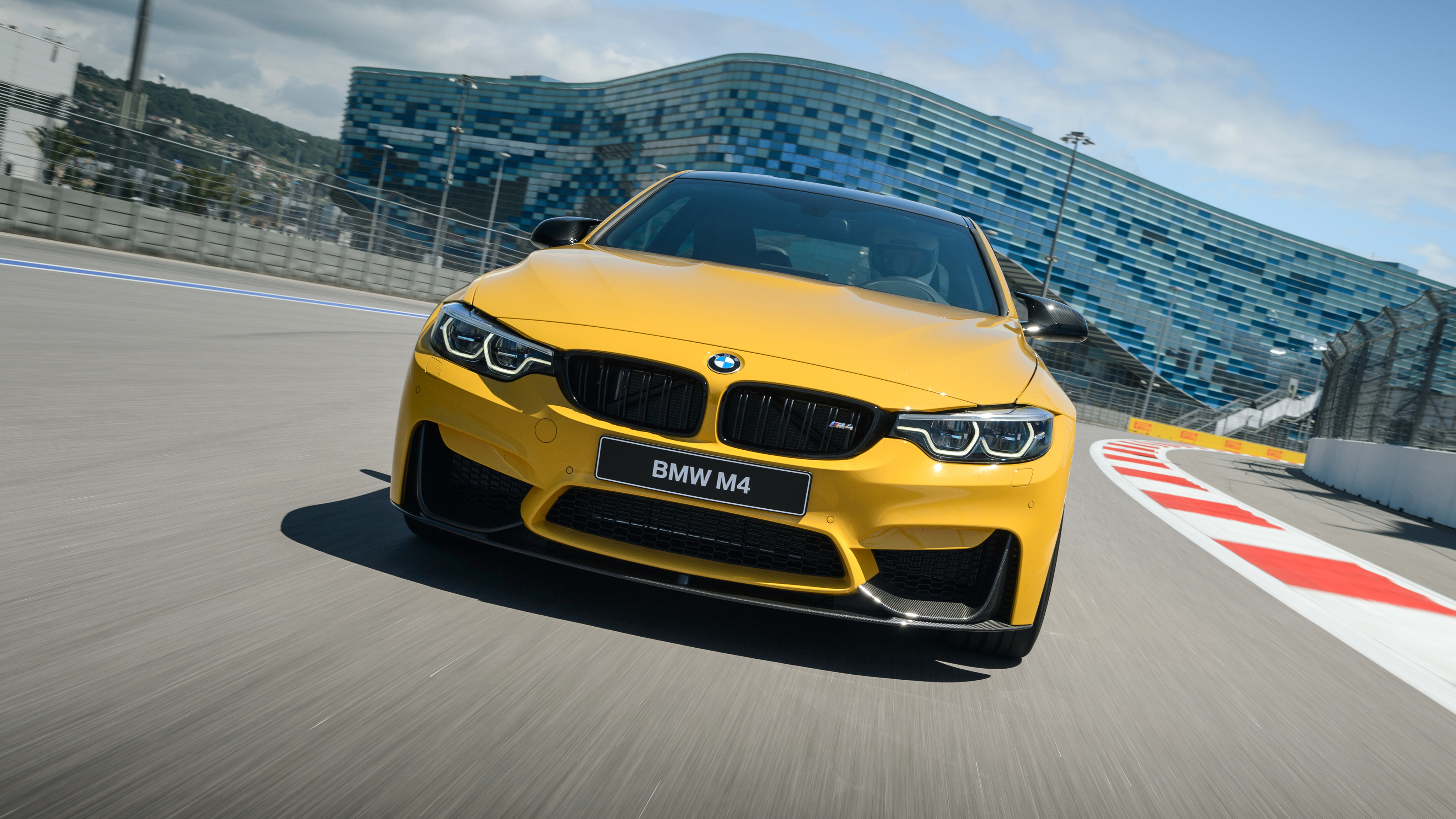 2017 Bmw M4 Coupe Competition 4 Wallpaper Hd Car
