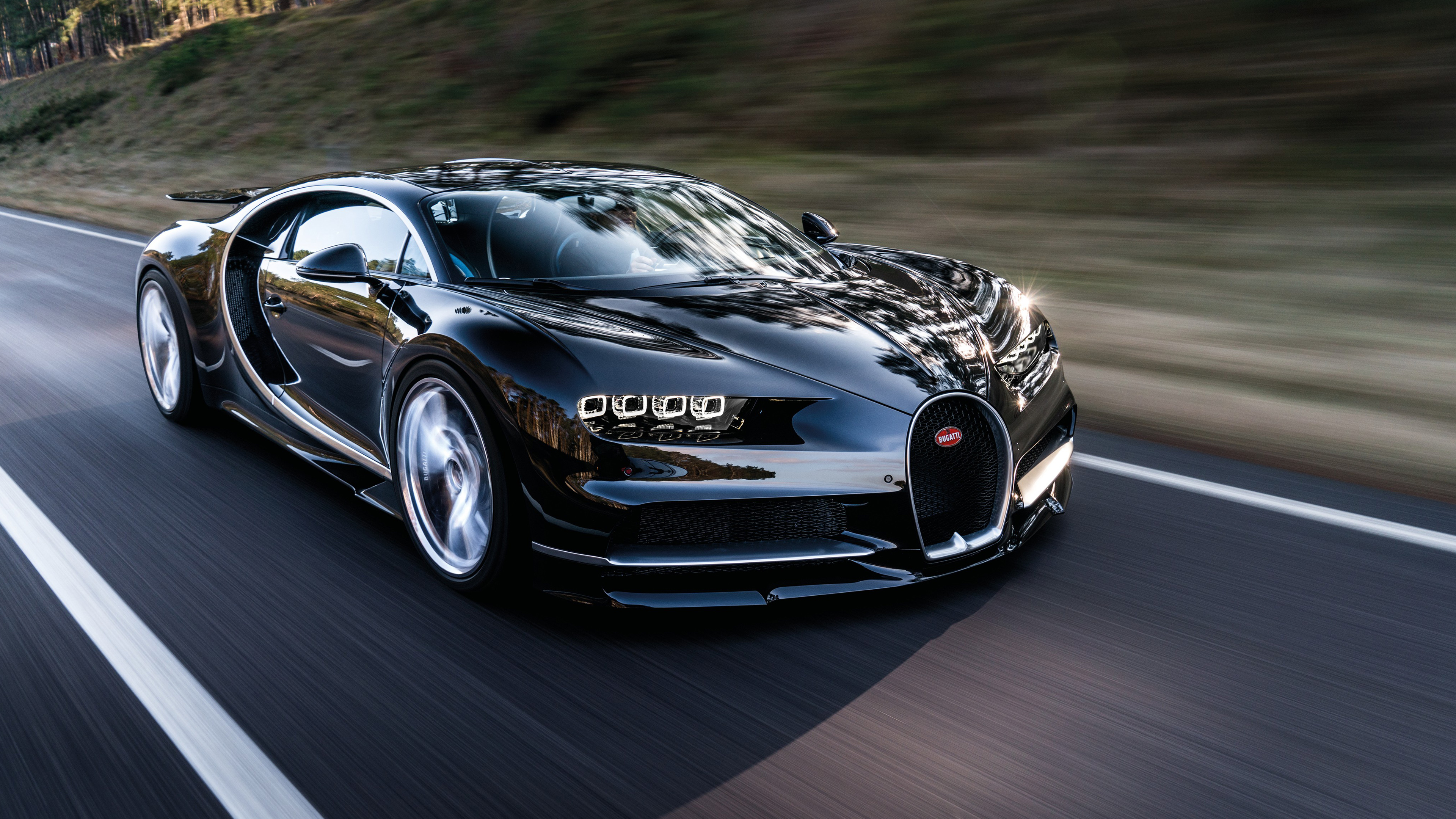 2017 bugatti chiron geneva auto expo wallpaper | hd car wallpapers