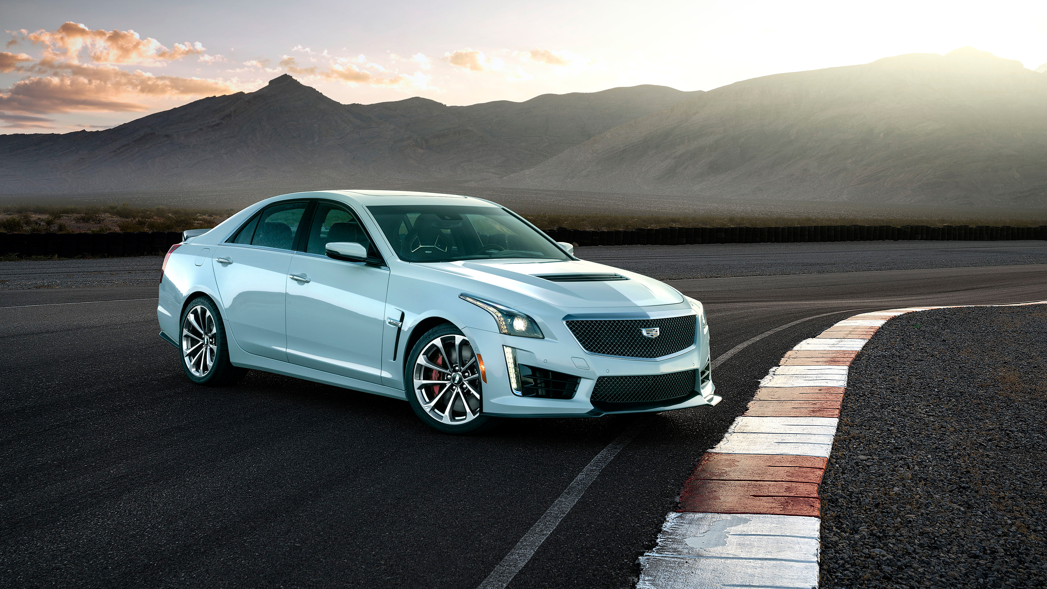 2017 Cadillac Cts V Wallpaper Hd Car Wallpapers Id 8273