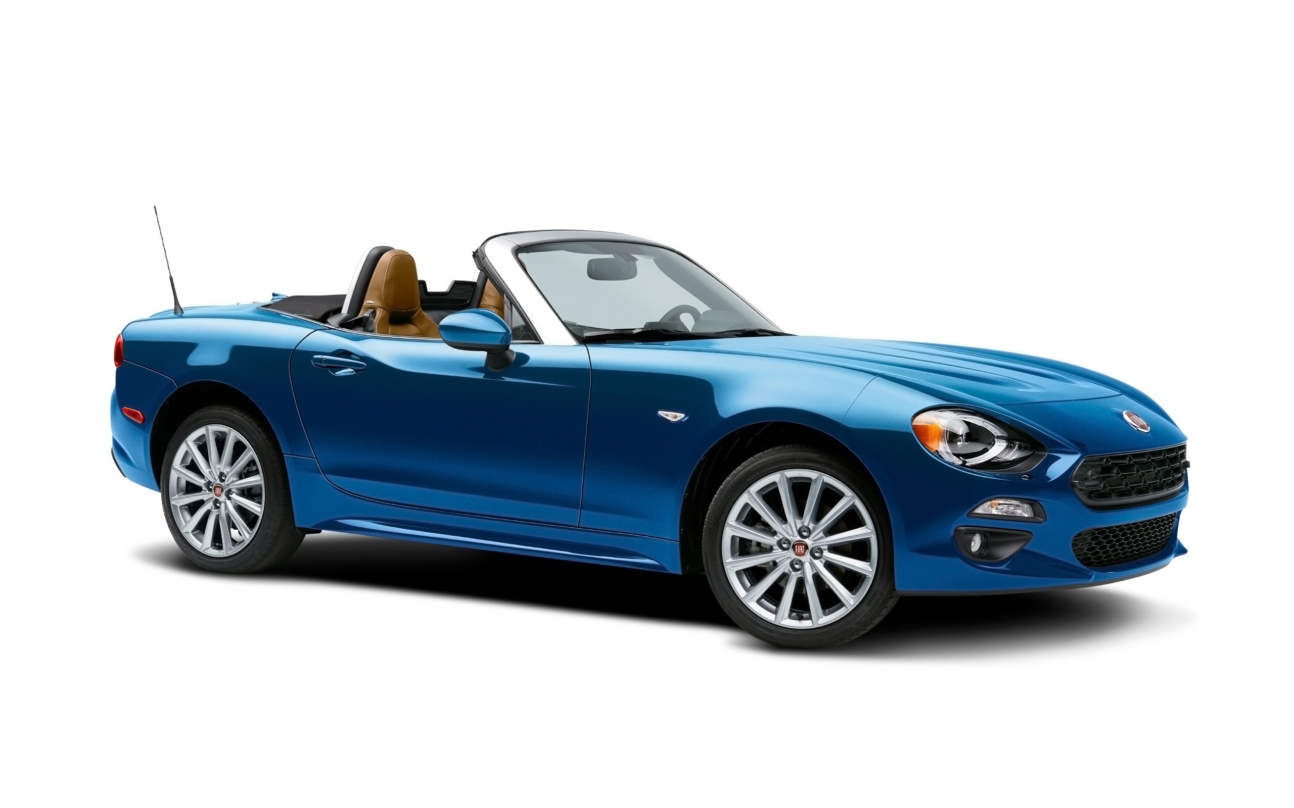 2017 fiat 124 spider wallpaper | hd car wallpapers | id #6051