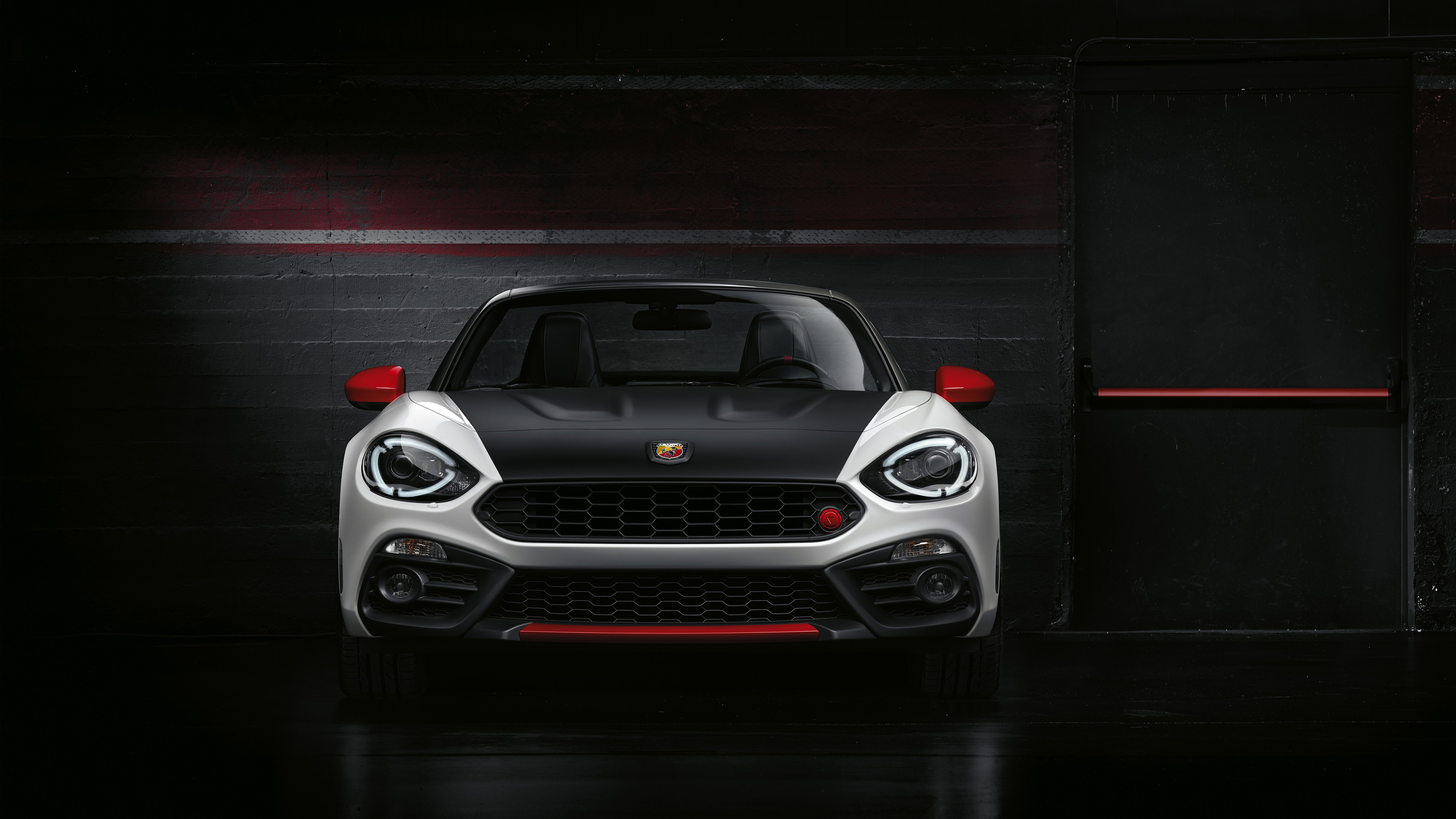 2017 fiat 124 spider abarth wallpaper hd car wallpapers id 6237. Black Bedroom Furniture Sets. Home Design Ideas