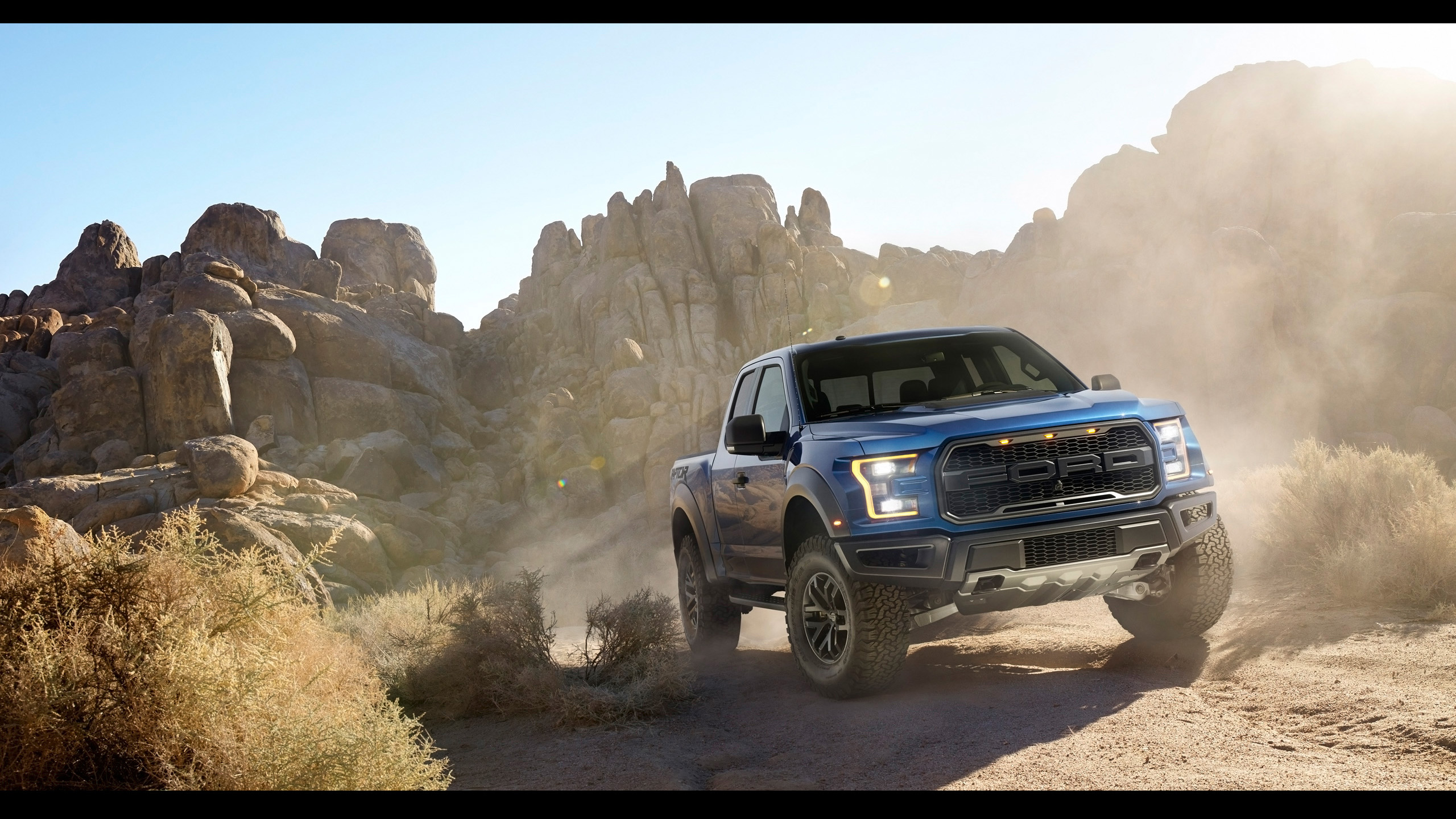 2017 Ford F 150 Raptor Wallpaper Hd Car Wallpapers Id 5046