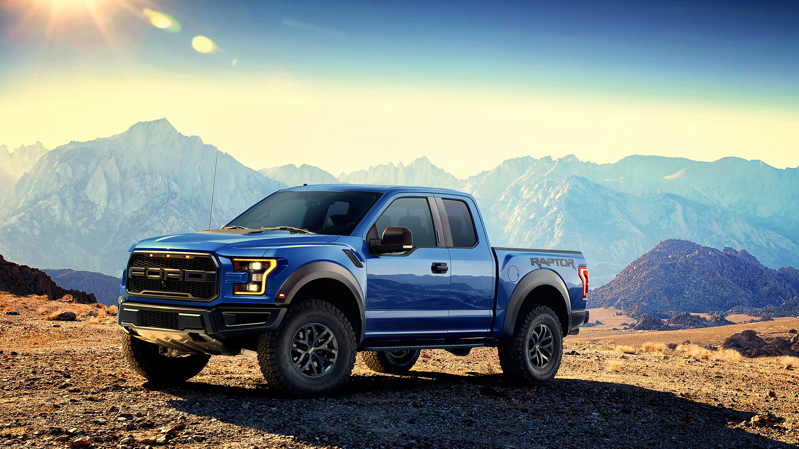 2017 Ford F 150 Svt Raptor Wallpaper Hd Car Wallpapers Id 7111