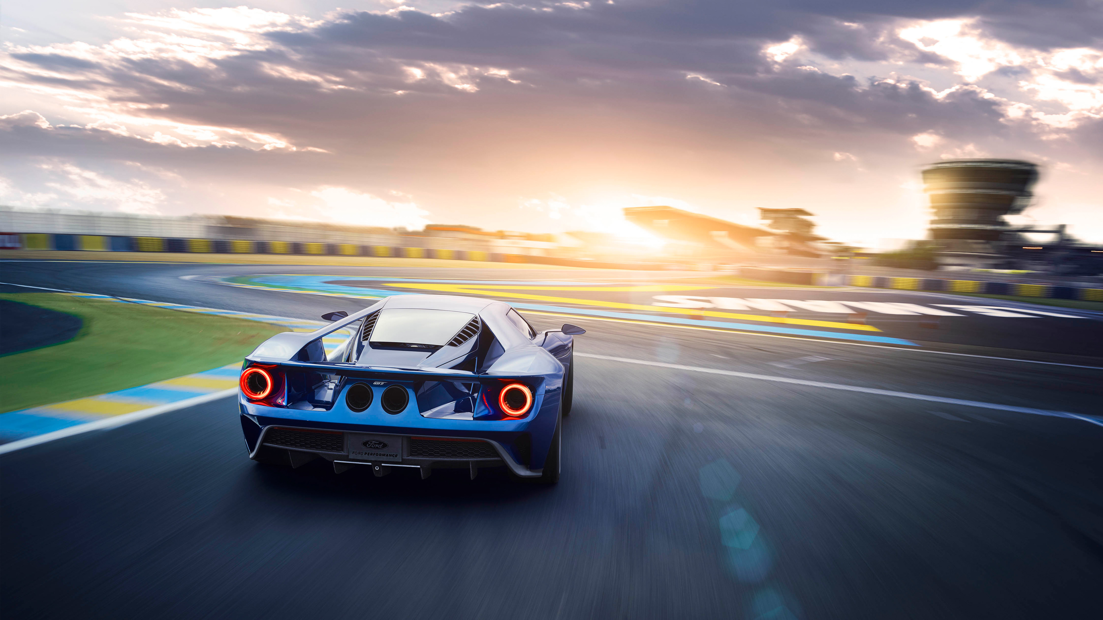 2017 Ford Gt Rear Wallpaper Hd Car Wallpapers | 2017 - 2018 Best Cars ...