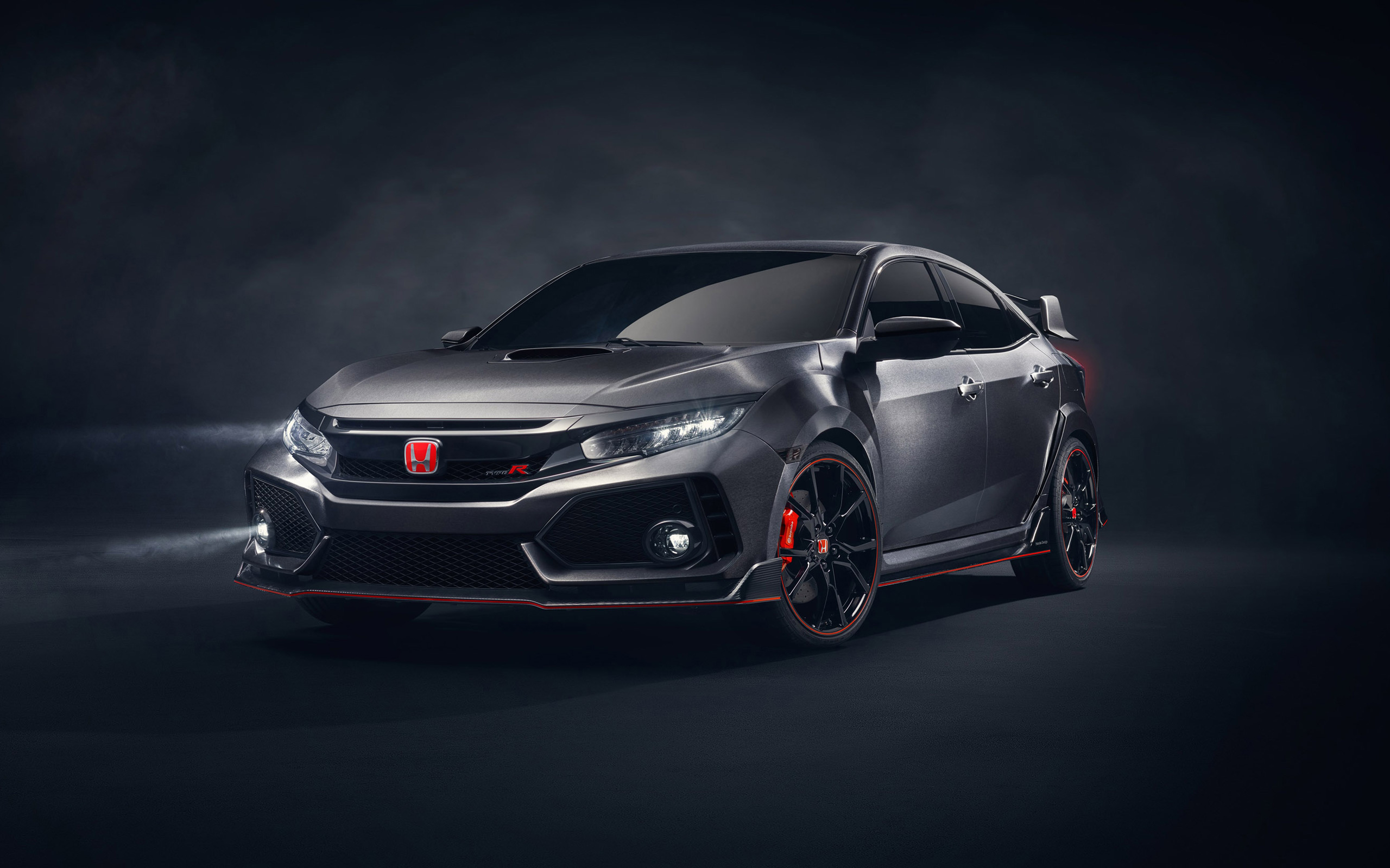 2017 honda civic type r 2 wallpaper hd car wallpapers id 7023. Black Bedroom Furniture Sets. Home Design Ideas