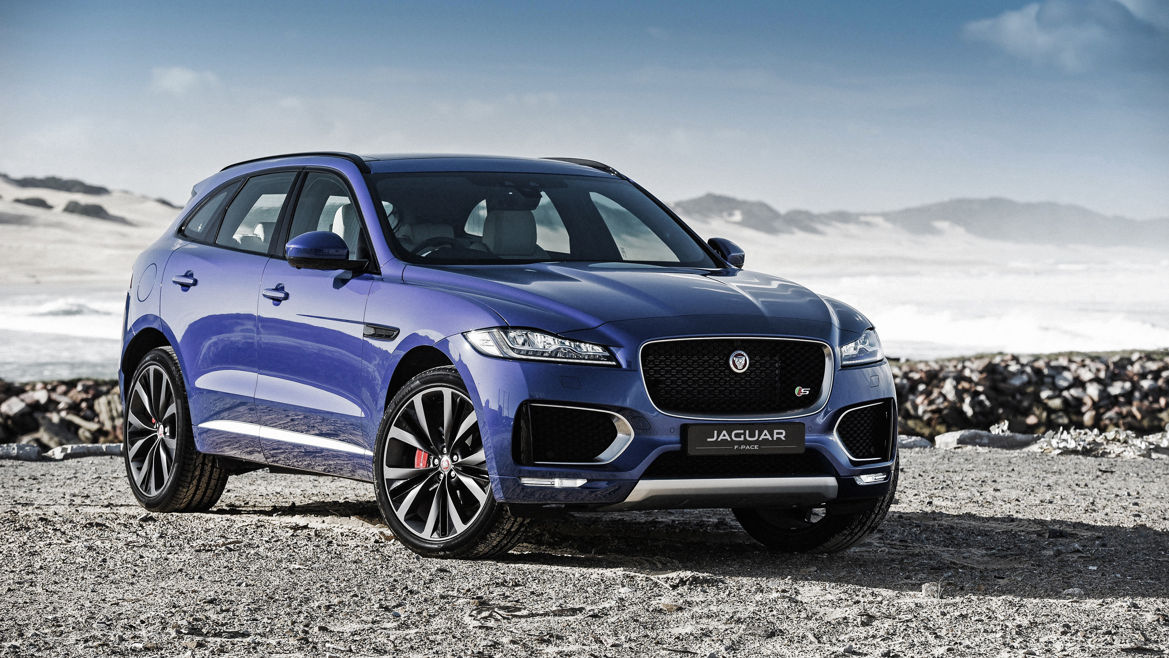 2017 Jaguar F Pace First Edition Wallpaper Hd Car Wallpapers