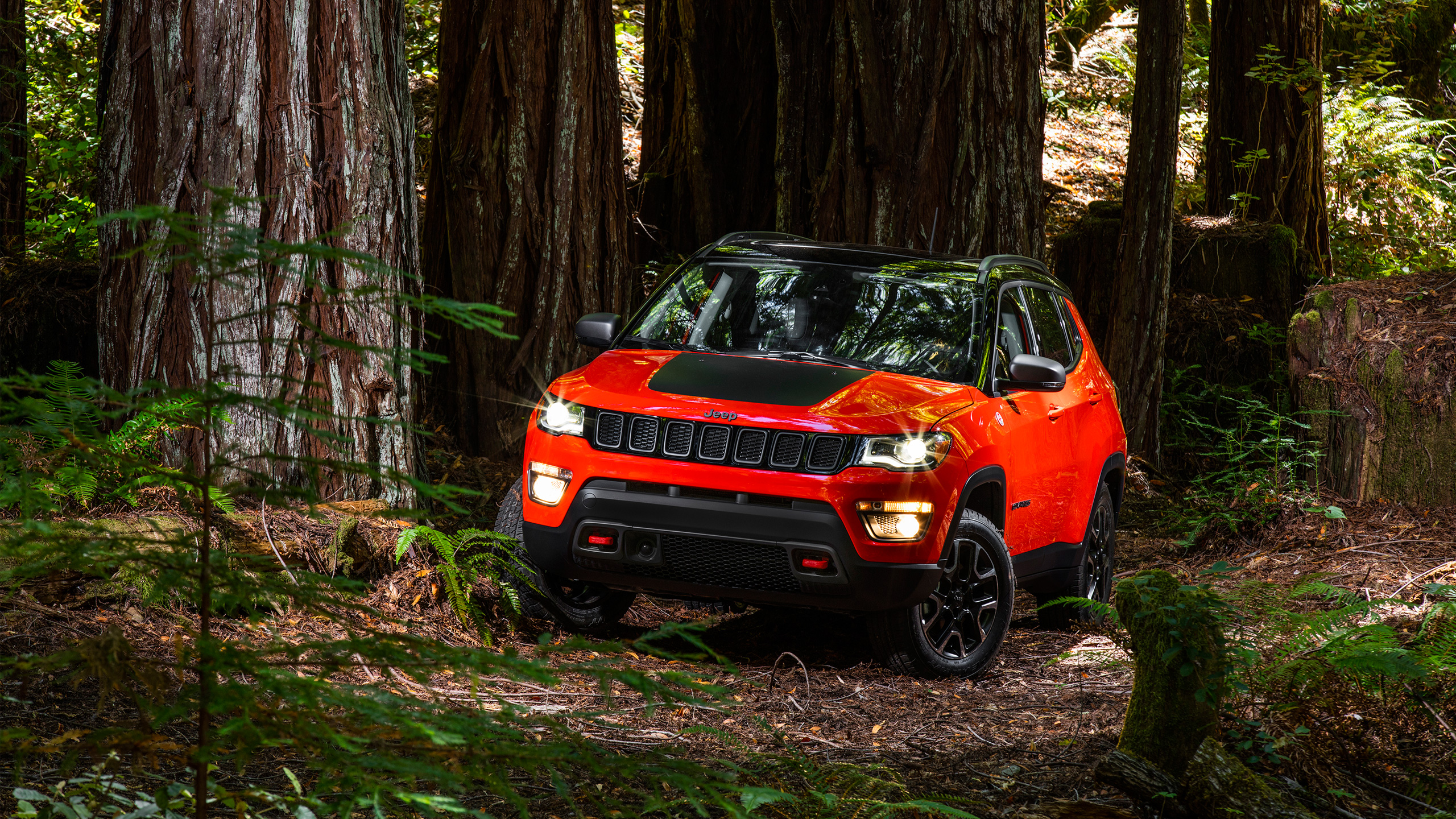 2017 jeep compass trailhawk wallpaper | hd car wallpapers | id #7008